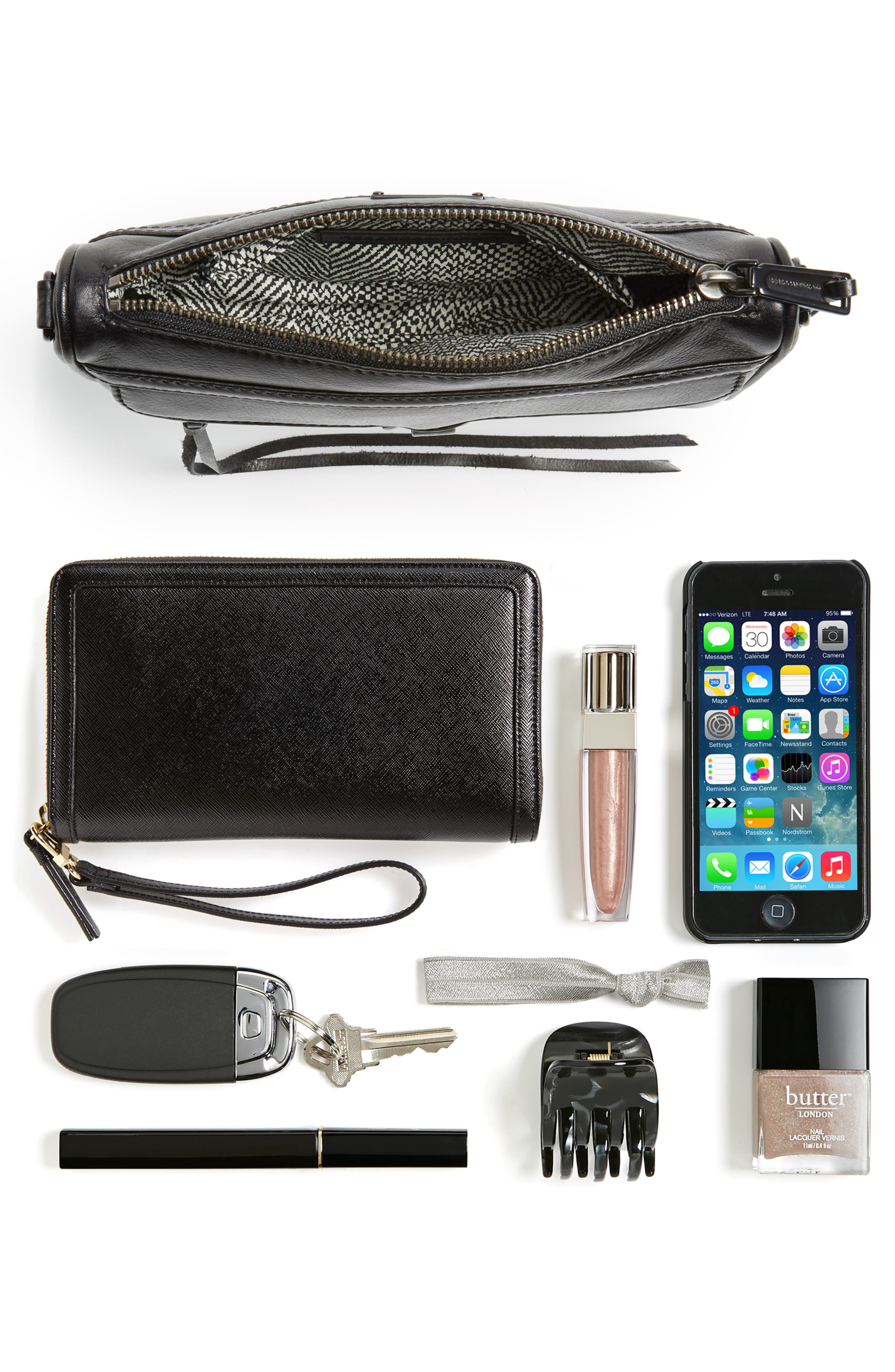 Alternate Image 8  - Rebecca Minkoff 'Mini MAC' Convertible Crossbody Bag