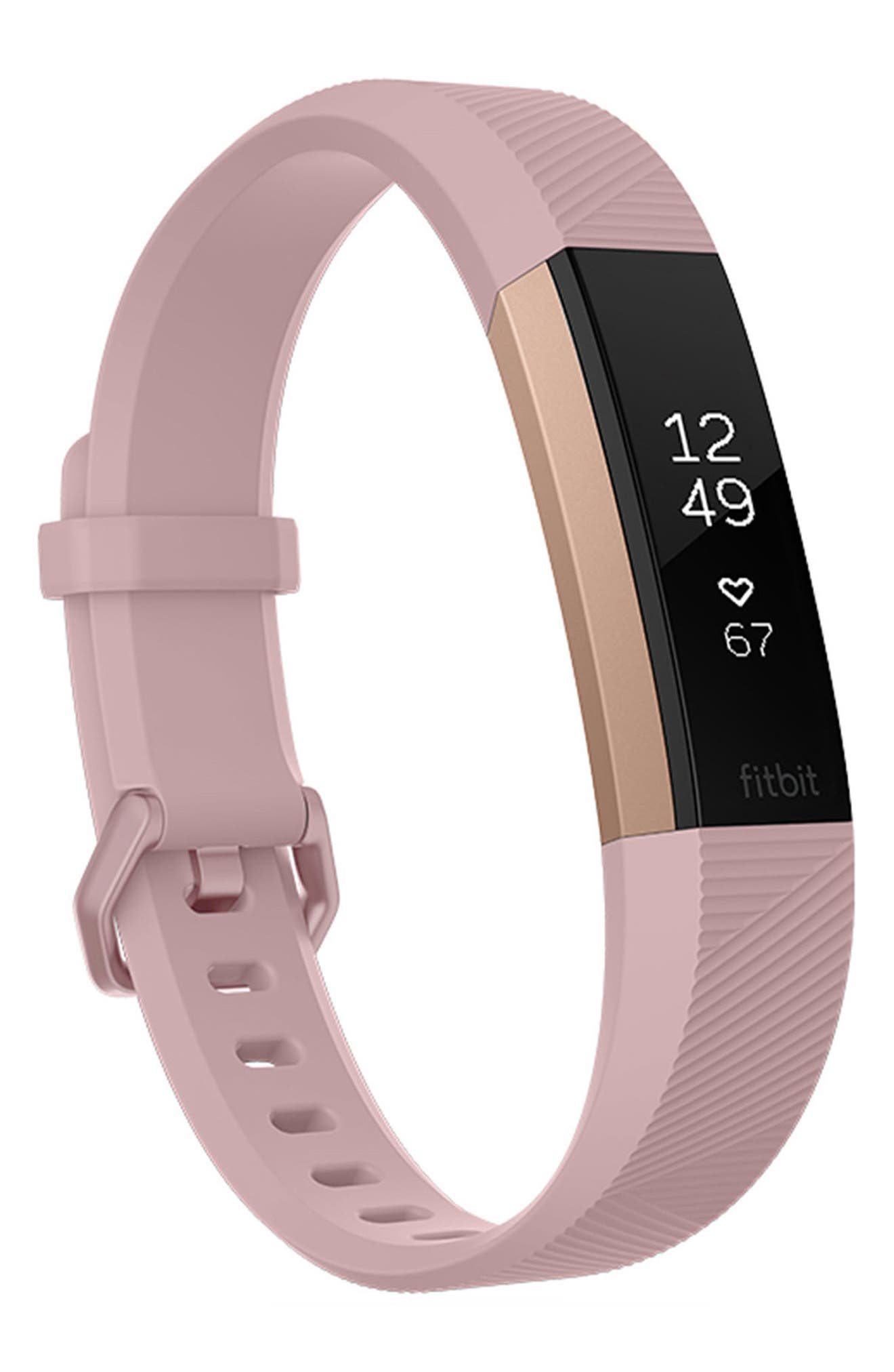 Alternate Image 1 Selected - Fitbit Special Edition Alta HR Wireless Heart Rate and Fitness Tracker