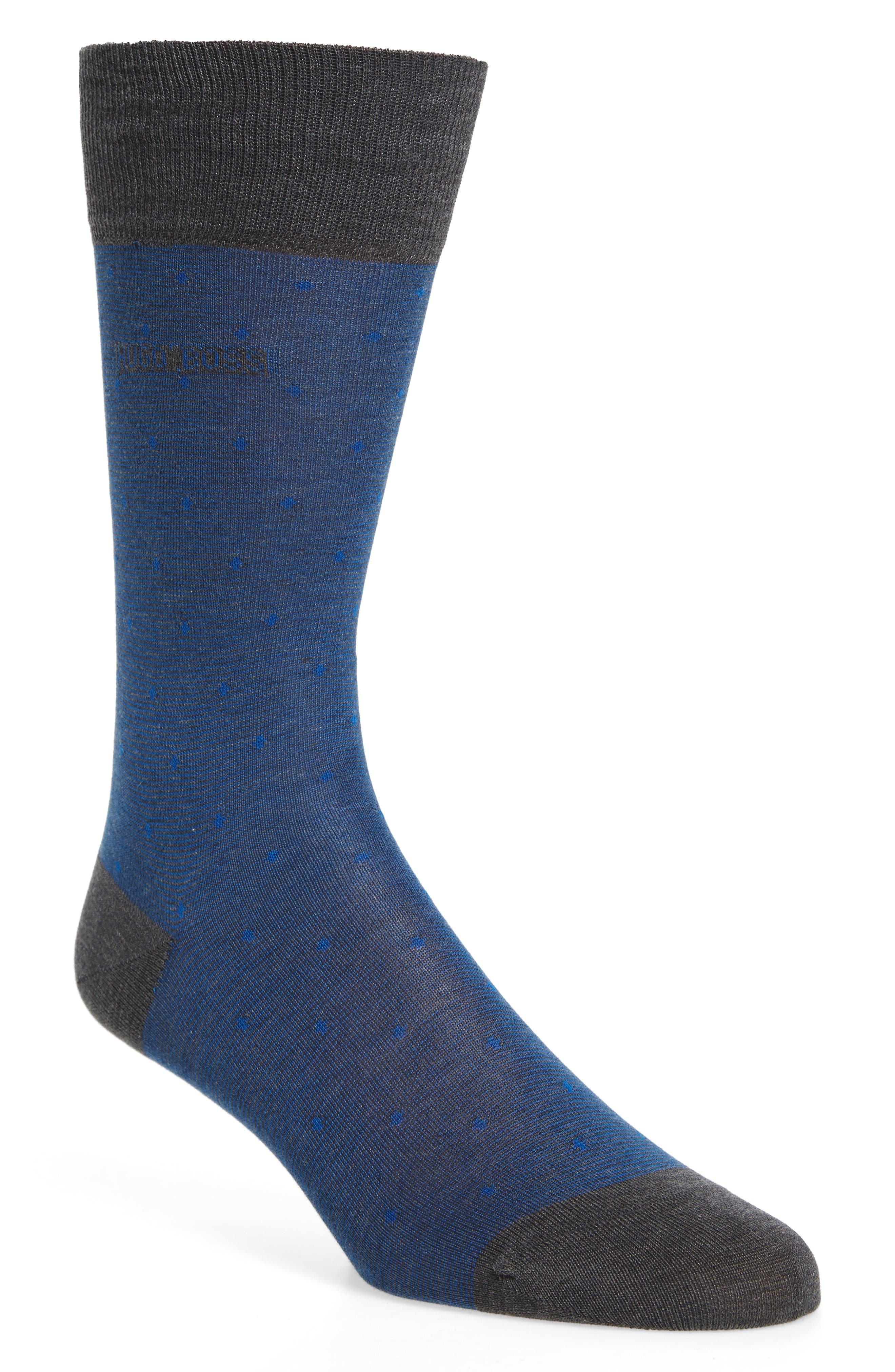 BOSS Paul Design Dots Socks