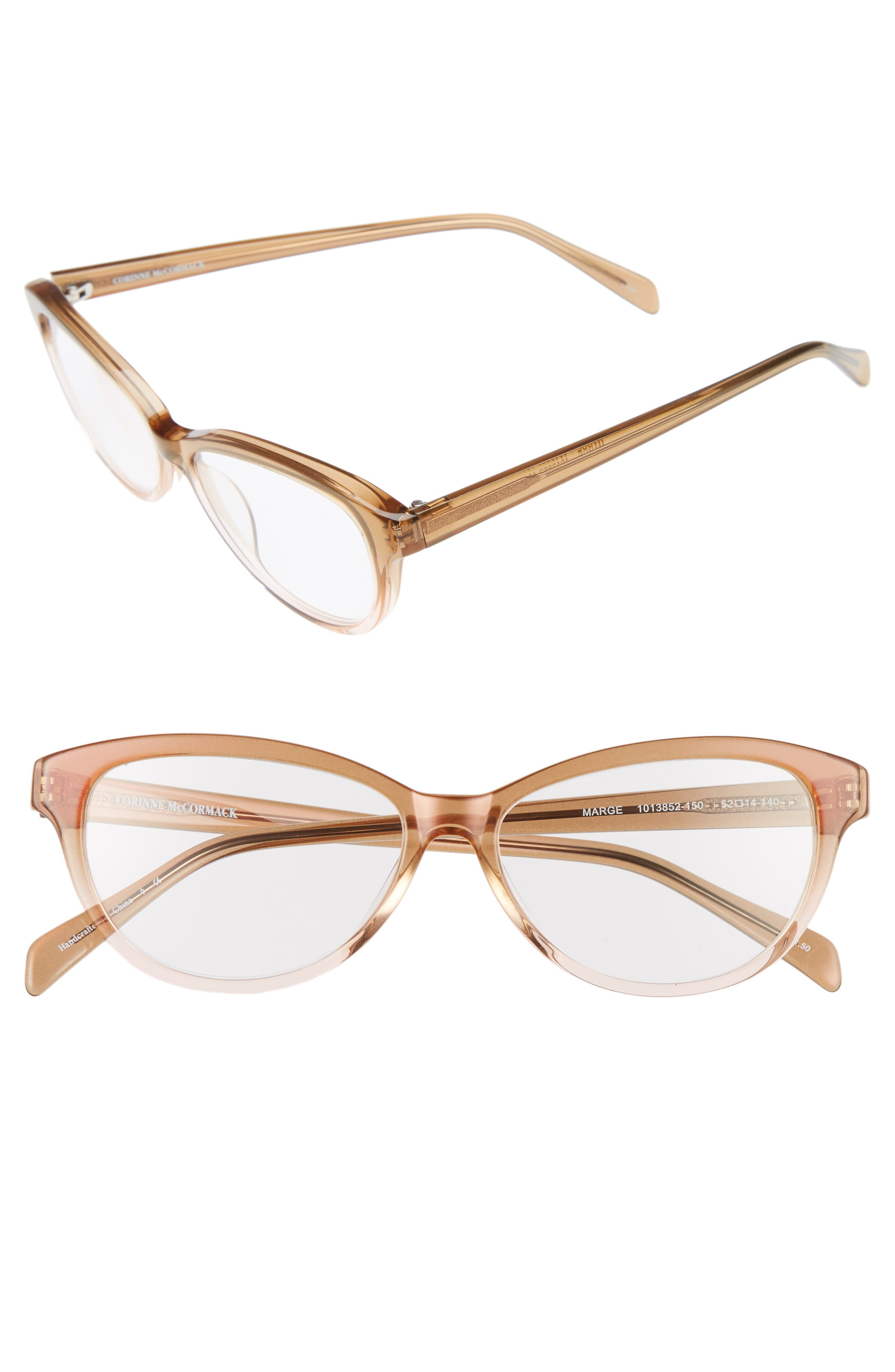 Corinne McCormack 'Marge' 52mm Reading Glasses (2 for $88)