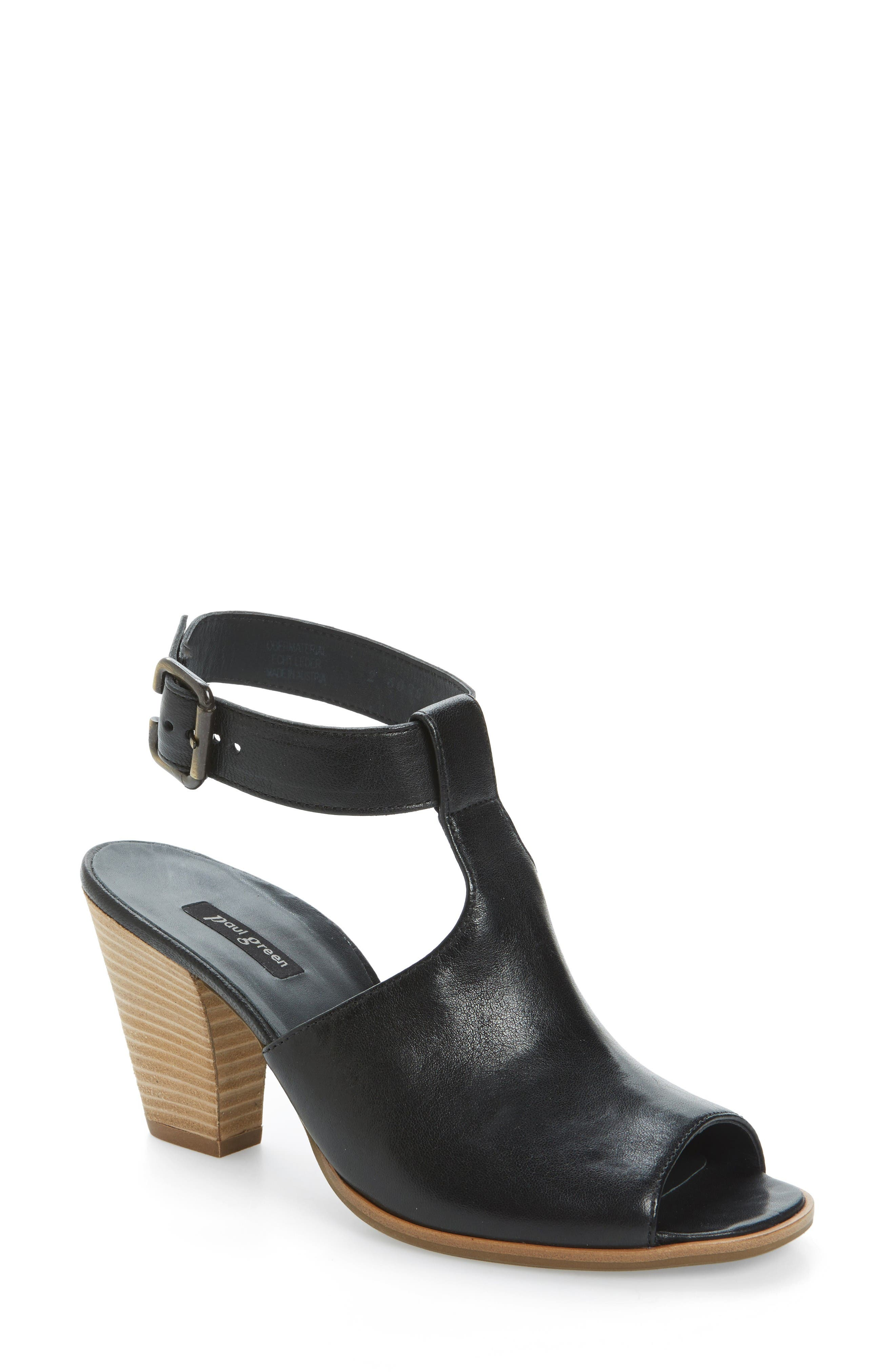 Paul Green Madonna Ankle Strap Sandal (Women)