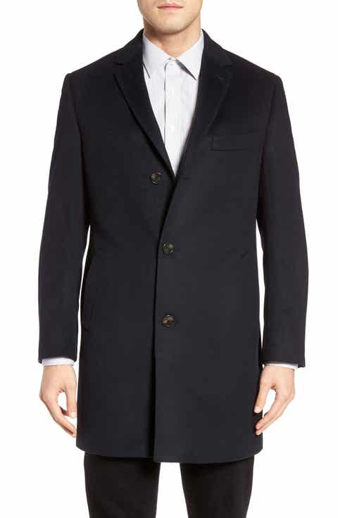 Cardinal of Canada St. Paul Wool   Cashmere Topcoat