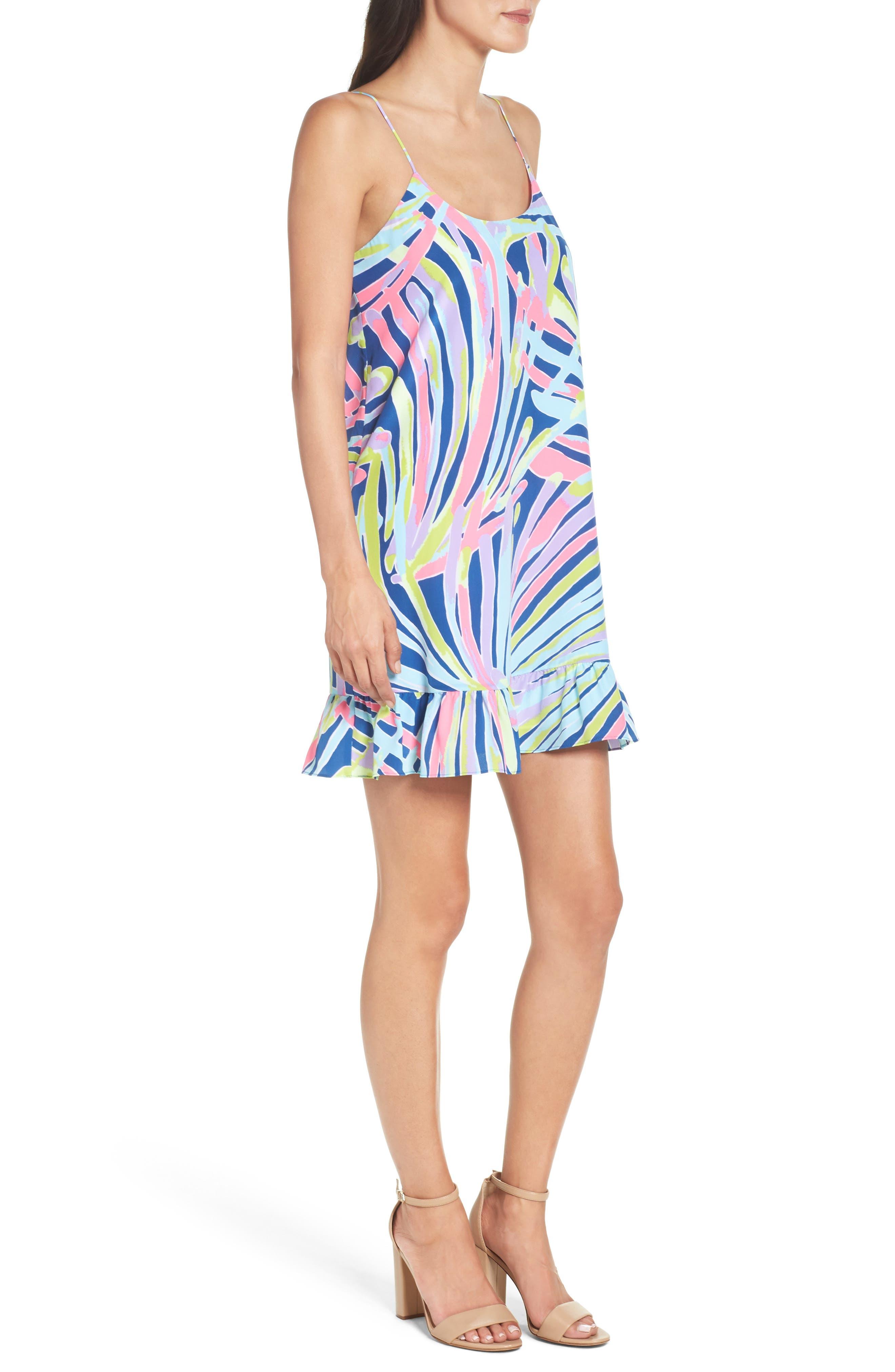 Alternate Image 3  - Lilly Pulitzer® Zanna Silk Slipdress