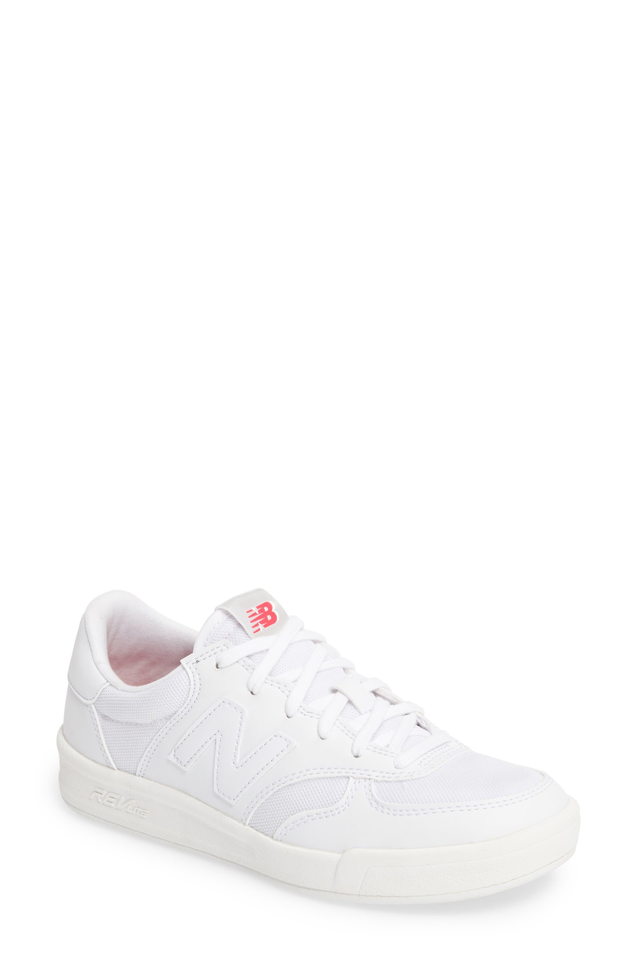 Alternate Image 1 Selected - New Balance Sport Style 300 Sneaker (Women)