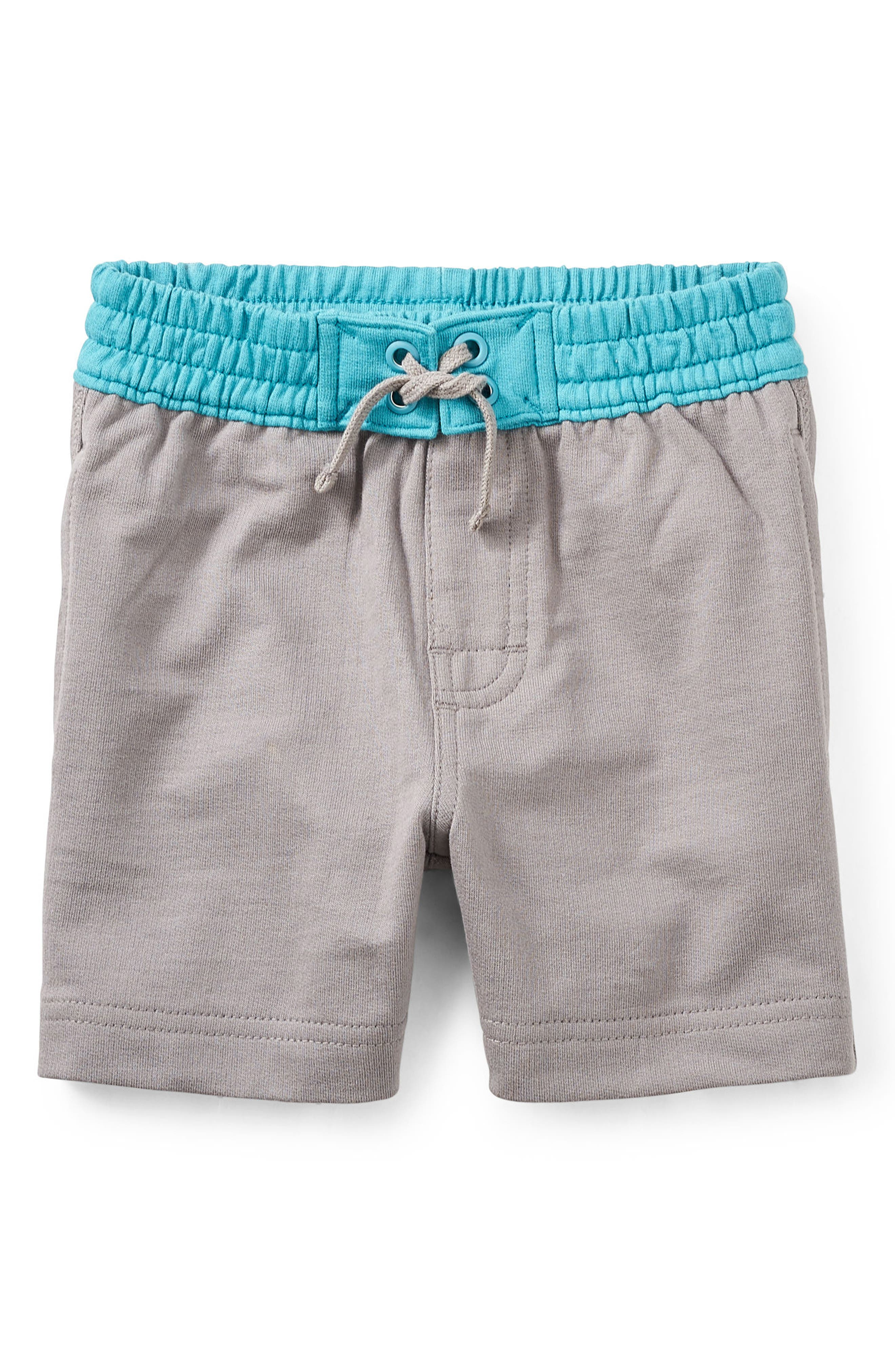 Tea Collection Surf Shorts (Baby Boys)