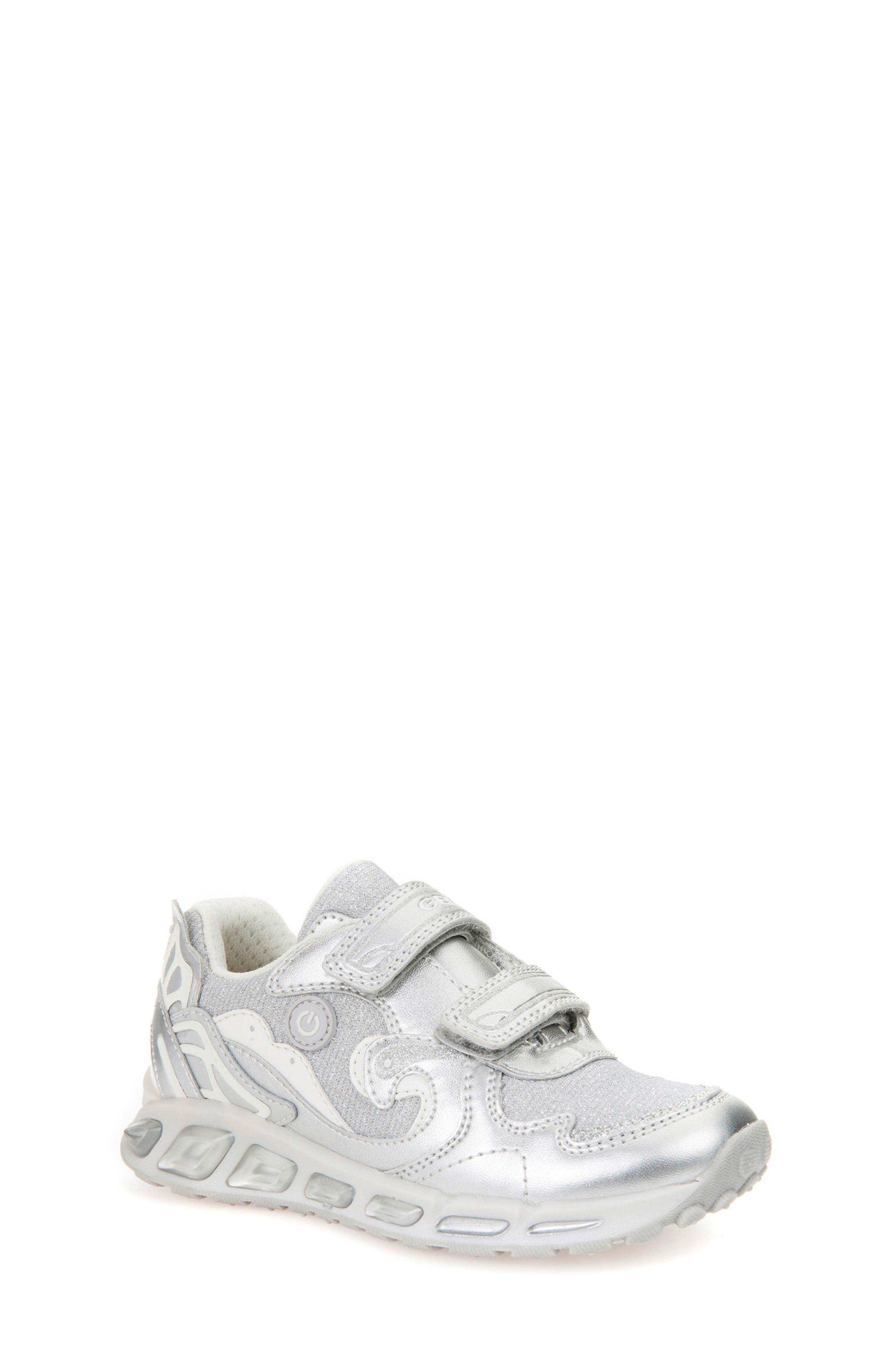 Geox Shuttle Sneaker (Toddler, Little Kid & Big Kid)