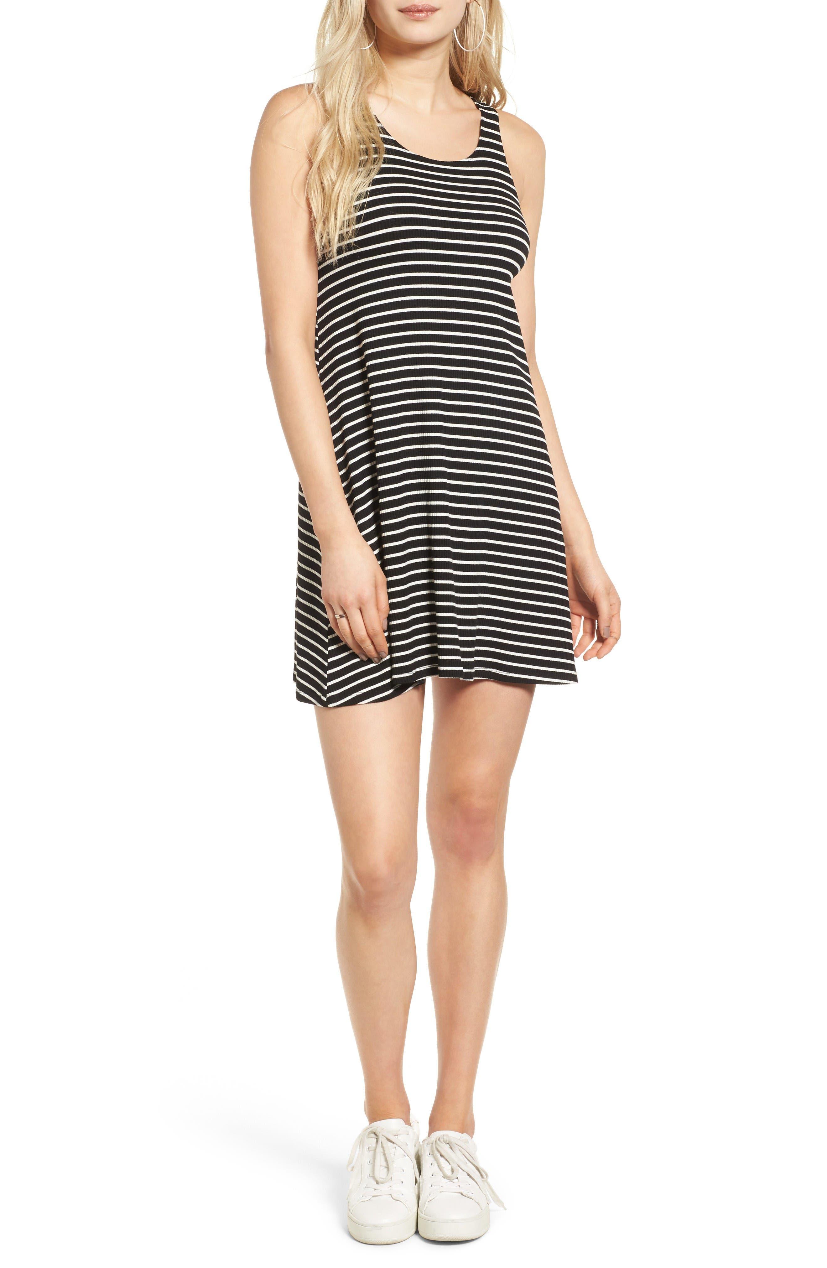 Lira Clothing Bondi Stripe Dress