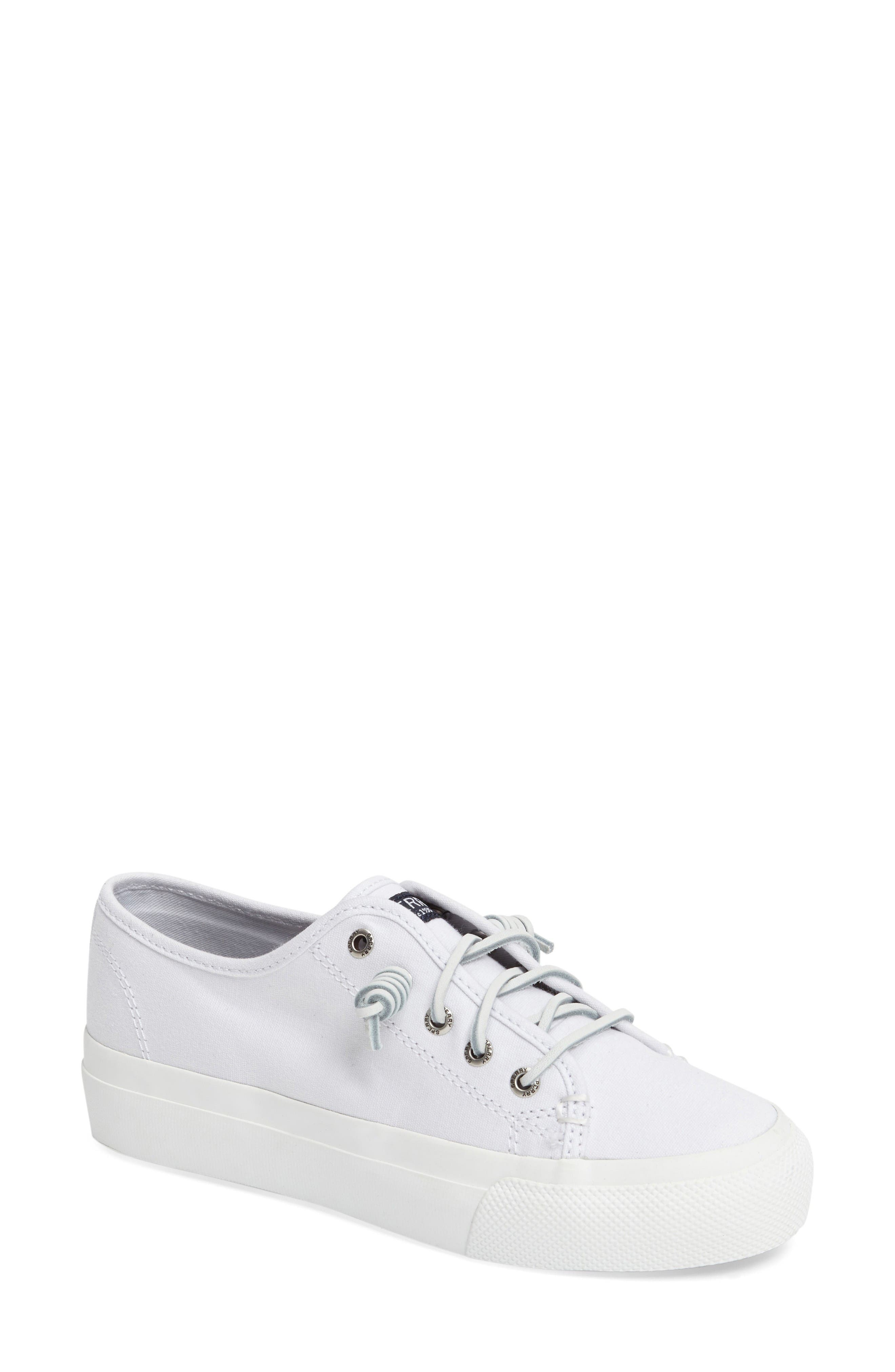Sperry Sky Sail Platform Sneaker (Women)