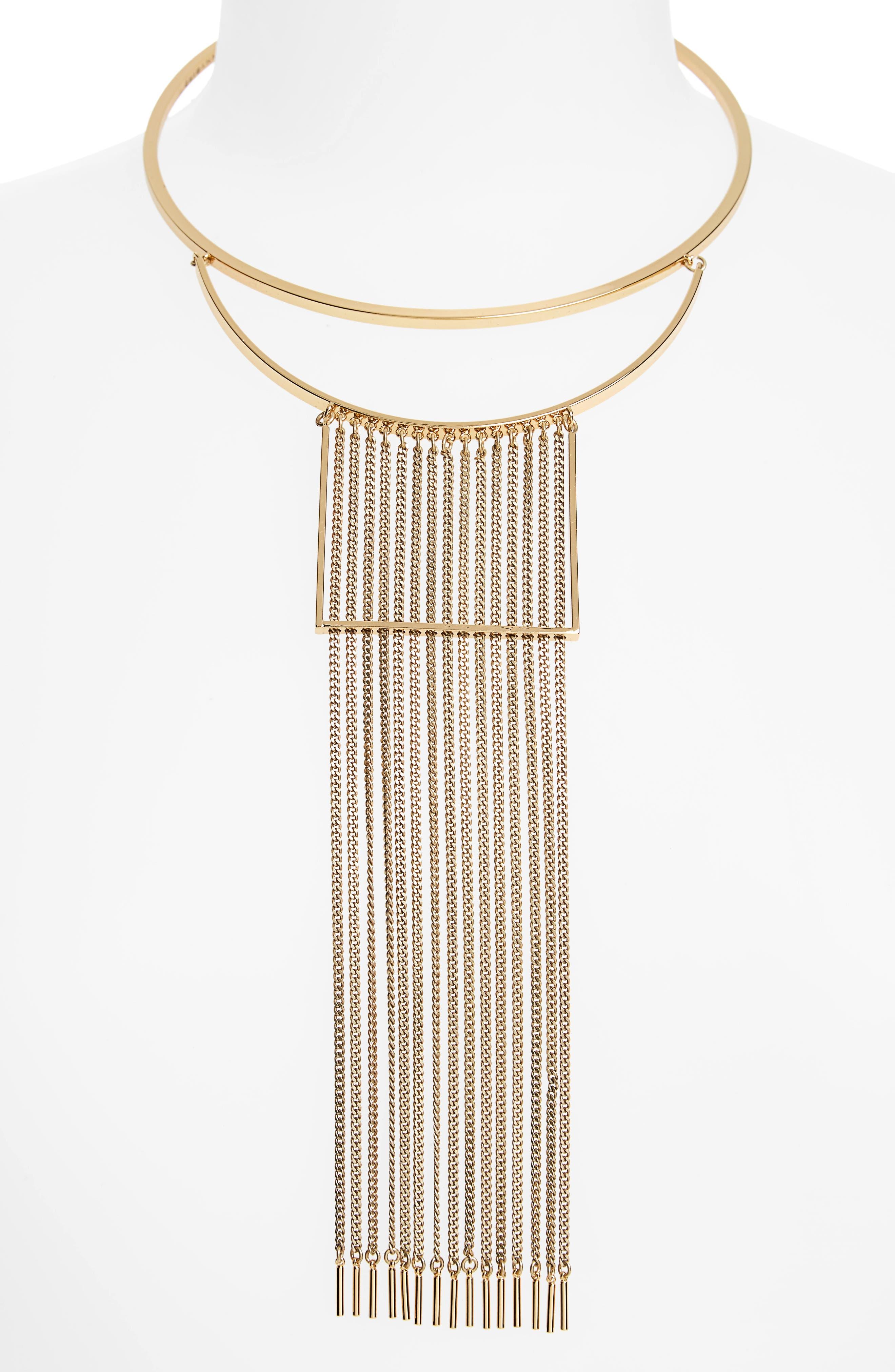 Jenny Bird Fallingwater Collar Necklace