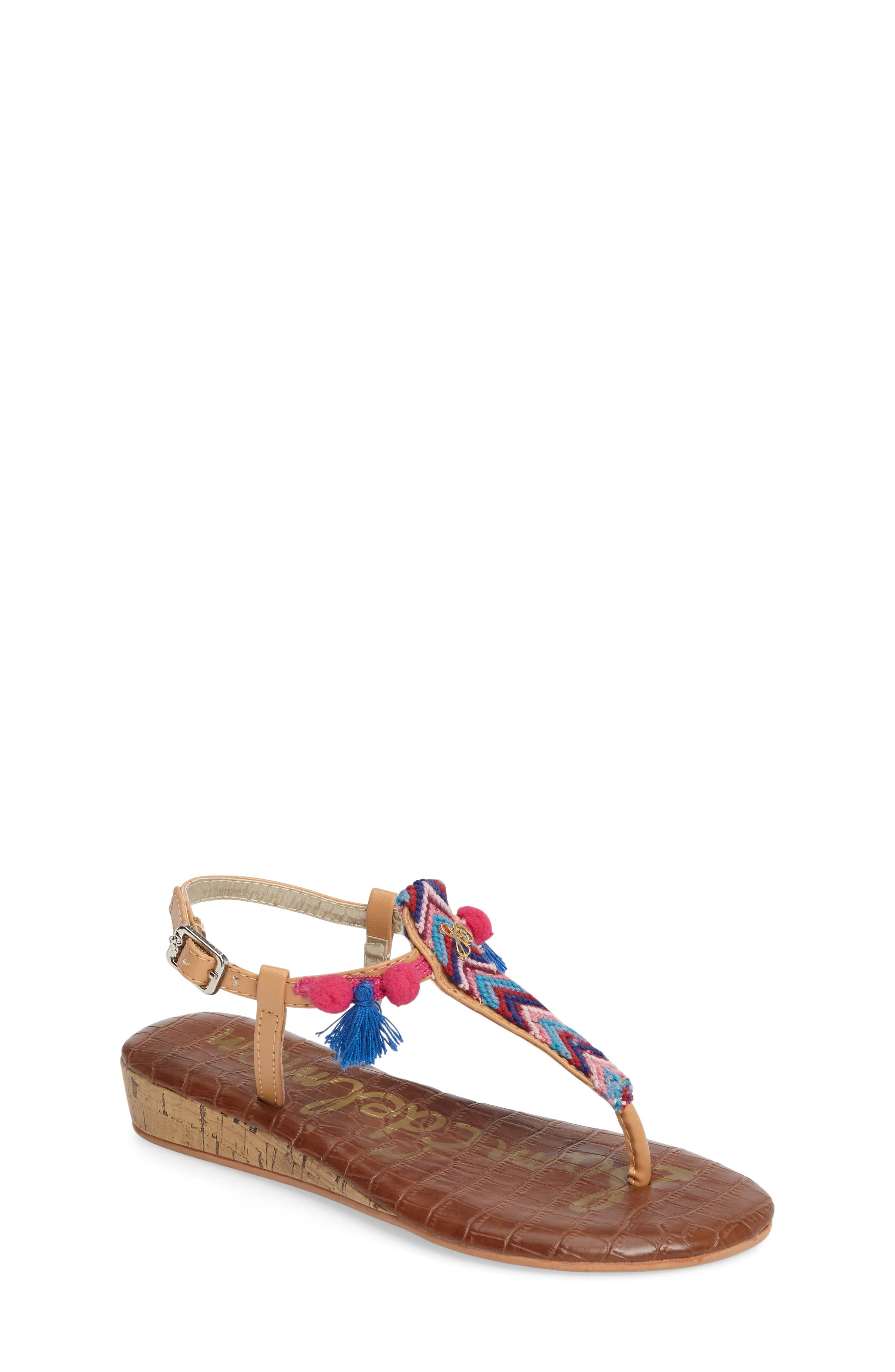 Sam Edelman Danica Sienna Thong Sandal (Toddler, Little Kid & Big Kid)