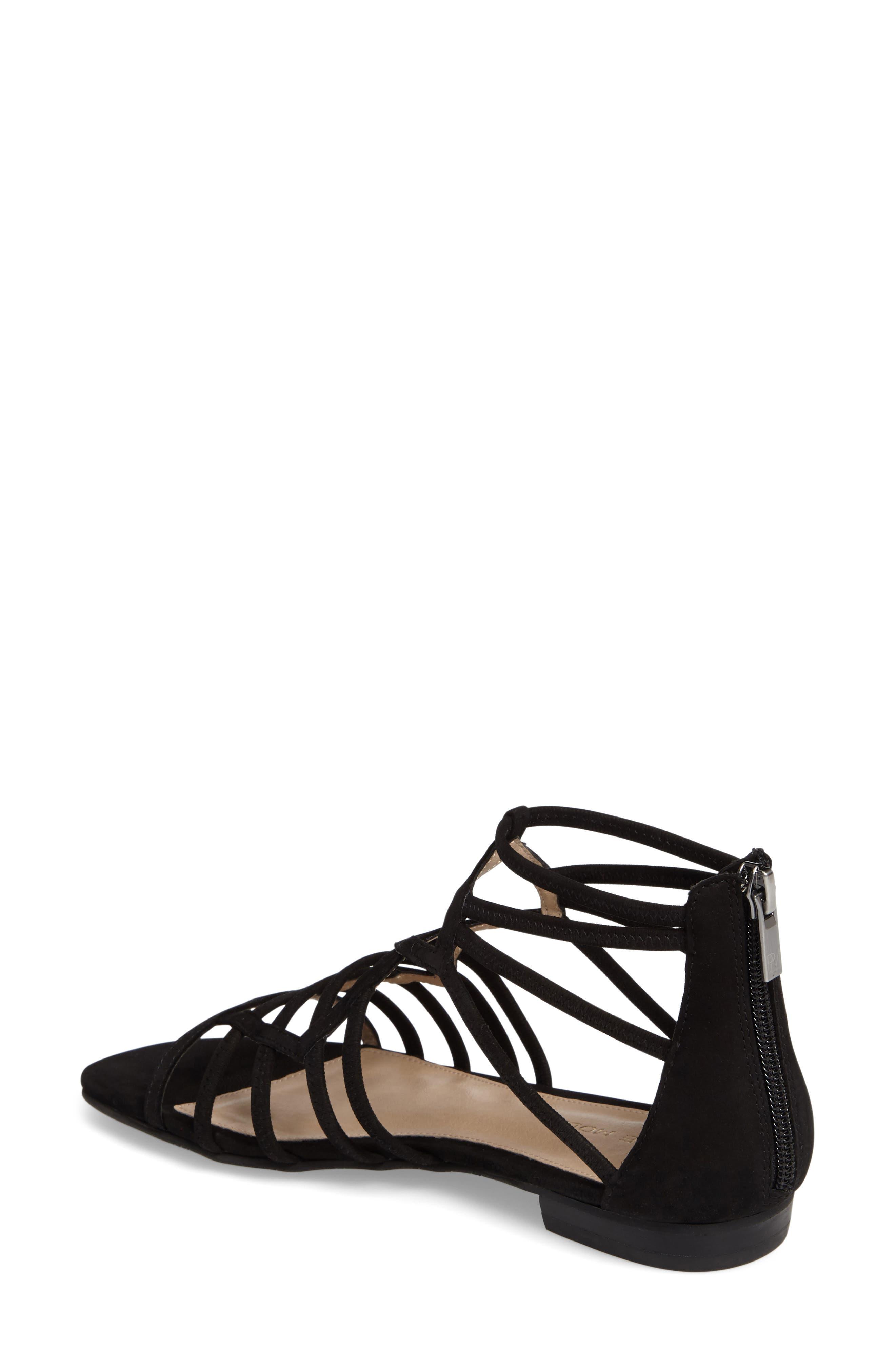 Alternate Image 2  - Pelle Moda Brazil Strappy Sandal (Women)