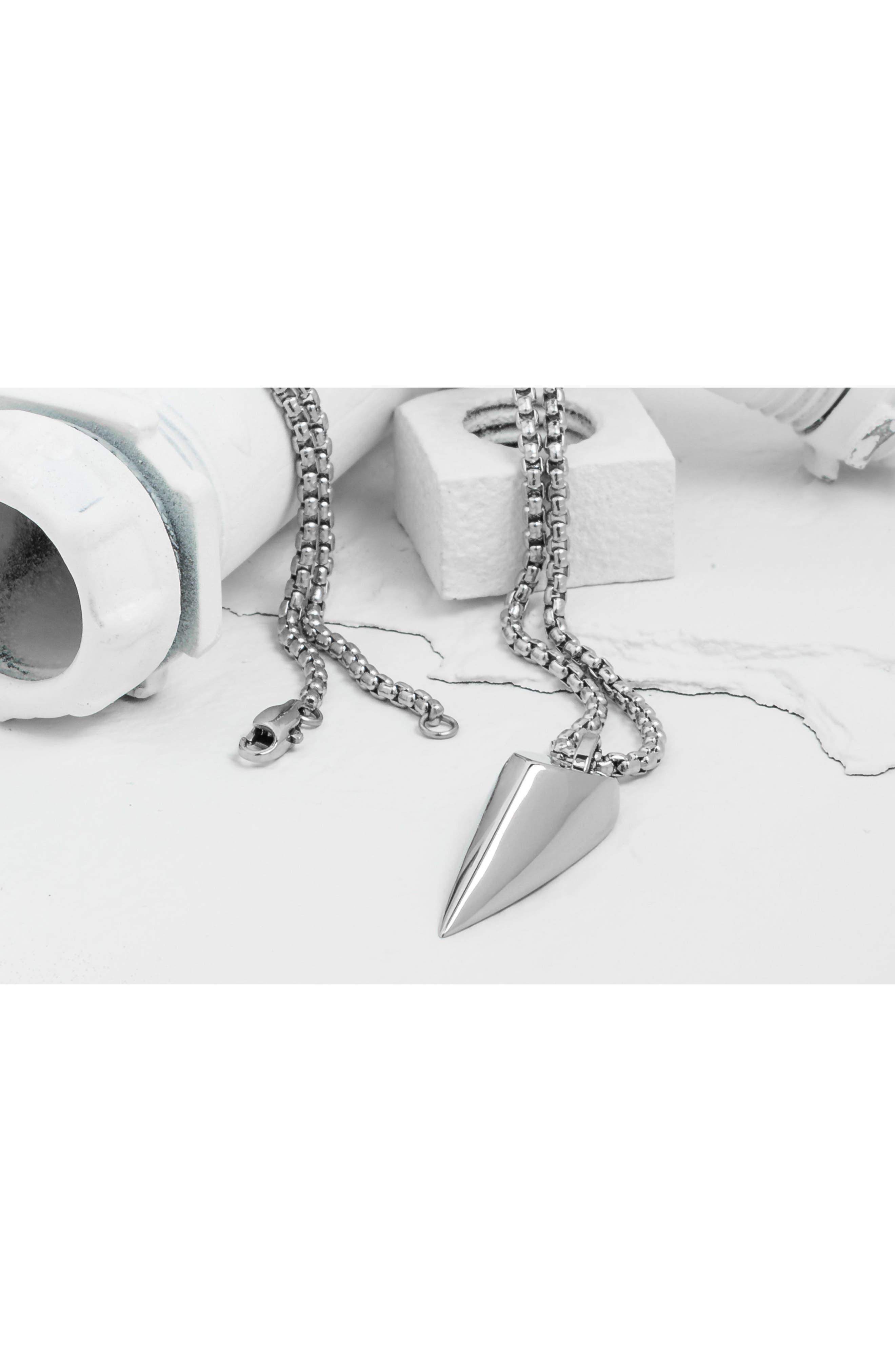 Alternate Image 2  - Vitaly Corvus Pendant Necklace