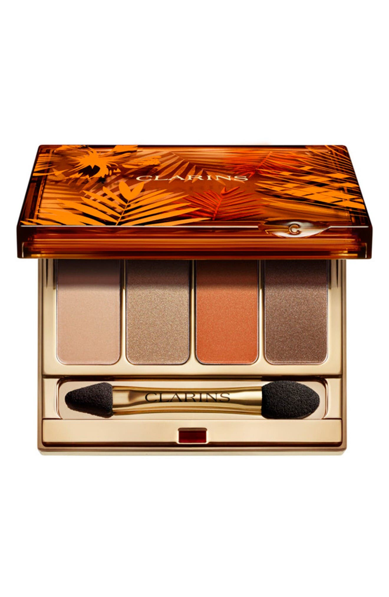 Clarins Sunkissed 4-Color Eyeshadow Palette (Limited Edition)