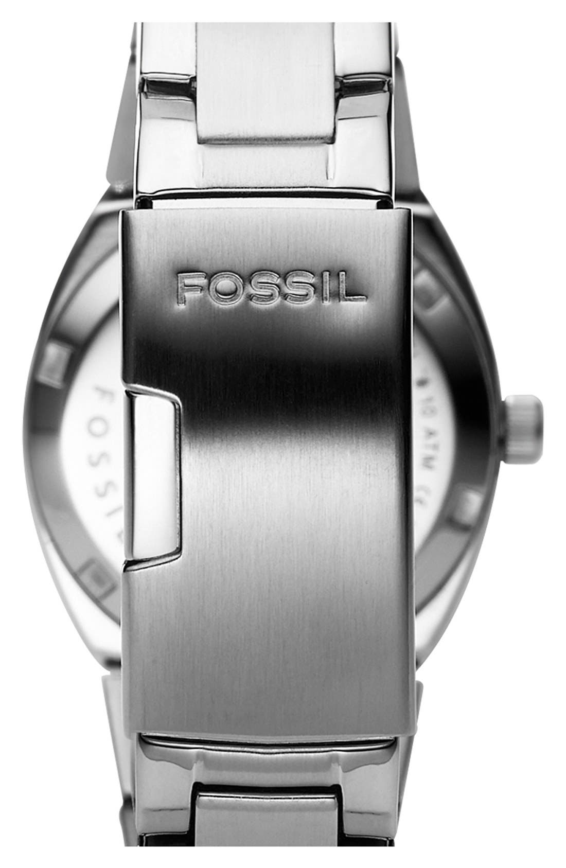 Alternate Image 2  - Fossil Crystal Dial Watch, 28mm