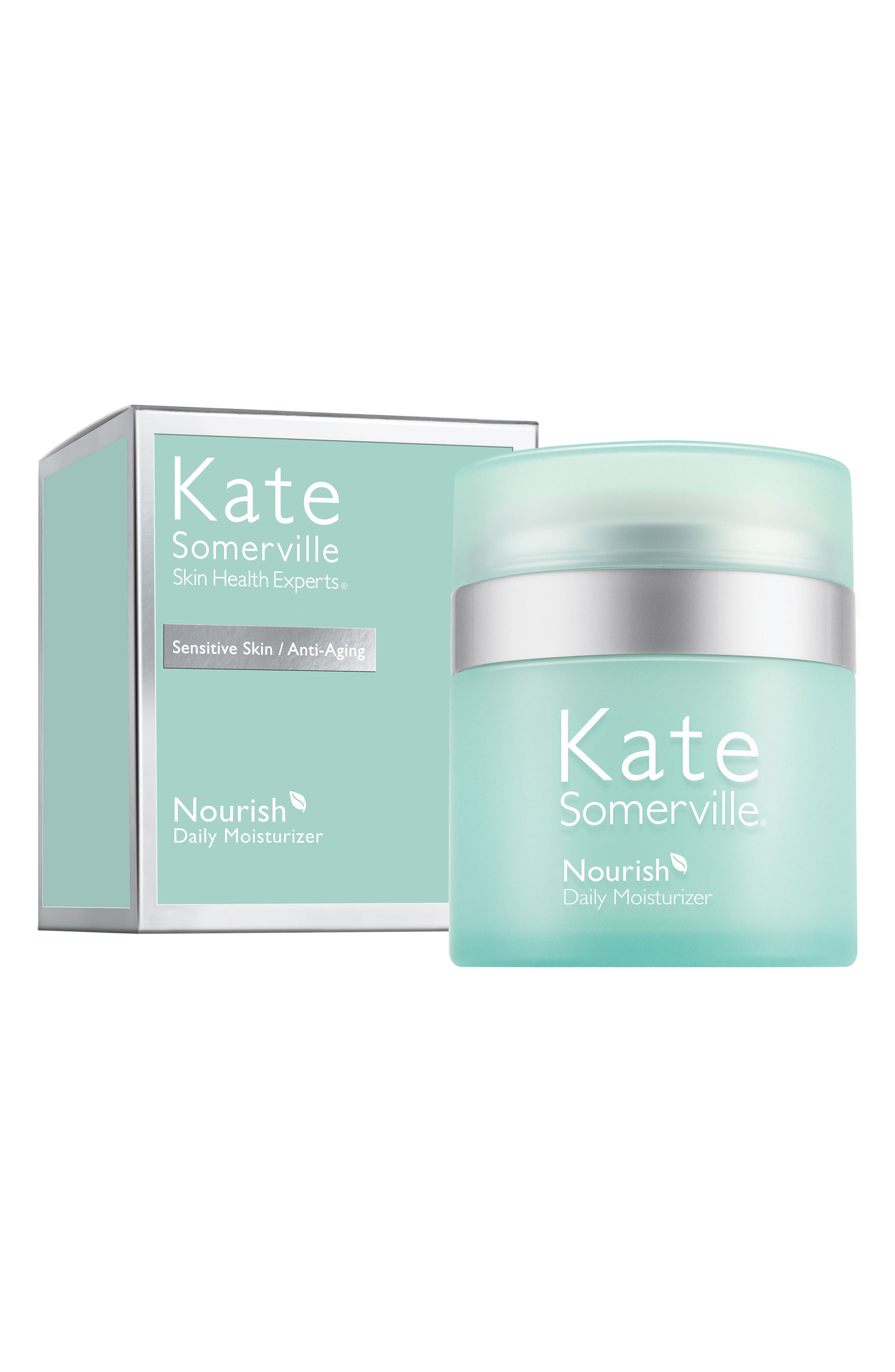 Alternate Image 4  - Kate Somerville® Nourish Daily Moisturizer