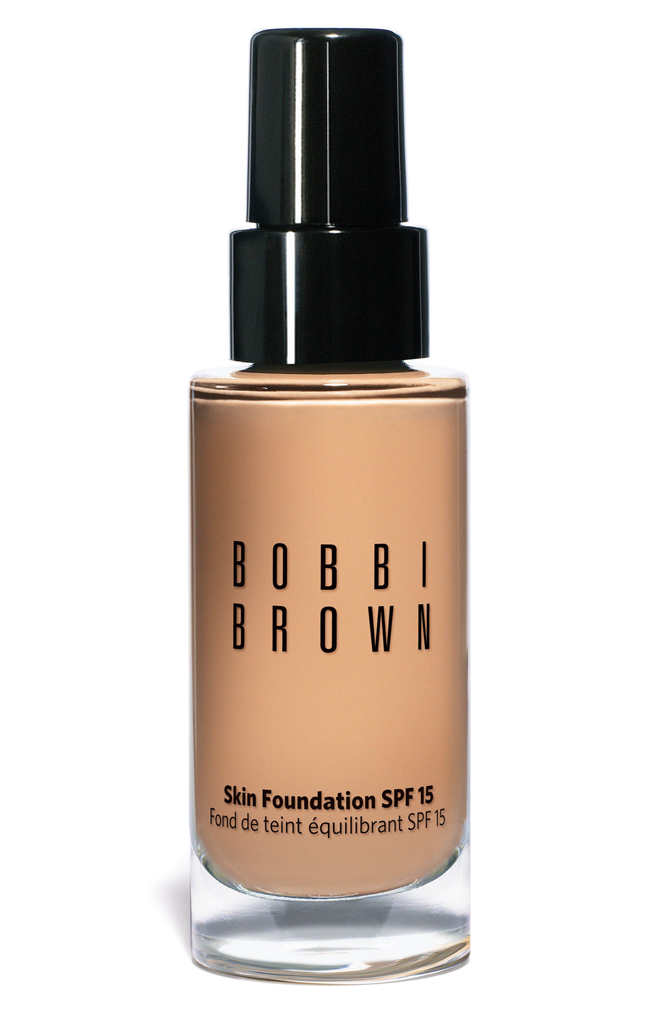 Alternate Image 1 Selected - Bobbi Brown Skin Foundation SPF 15