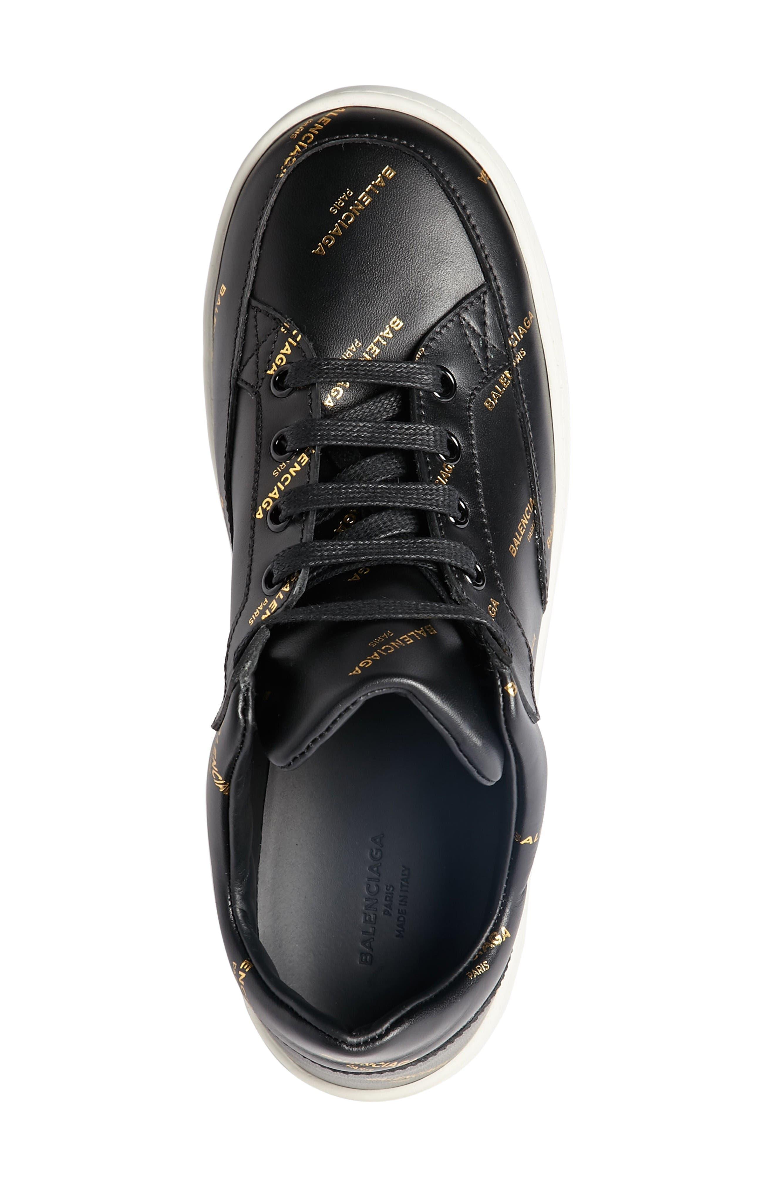 Alternate Image 3  - Balenciaga Logo Low Top Sneaker (Women)