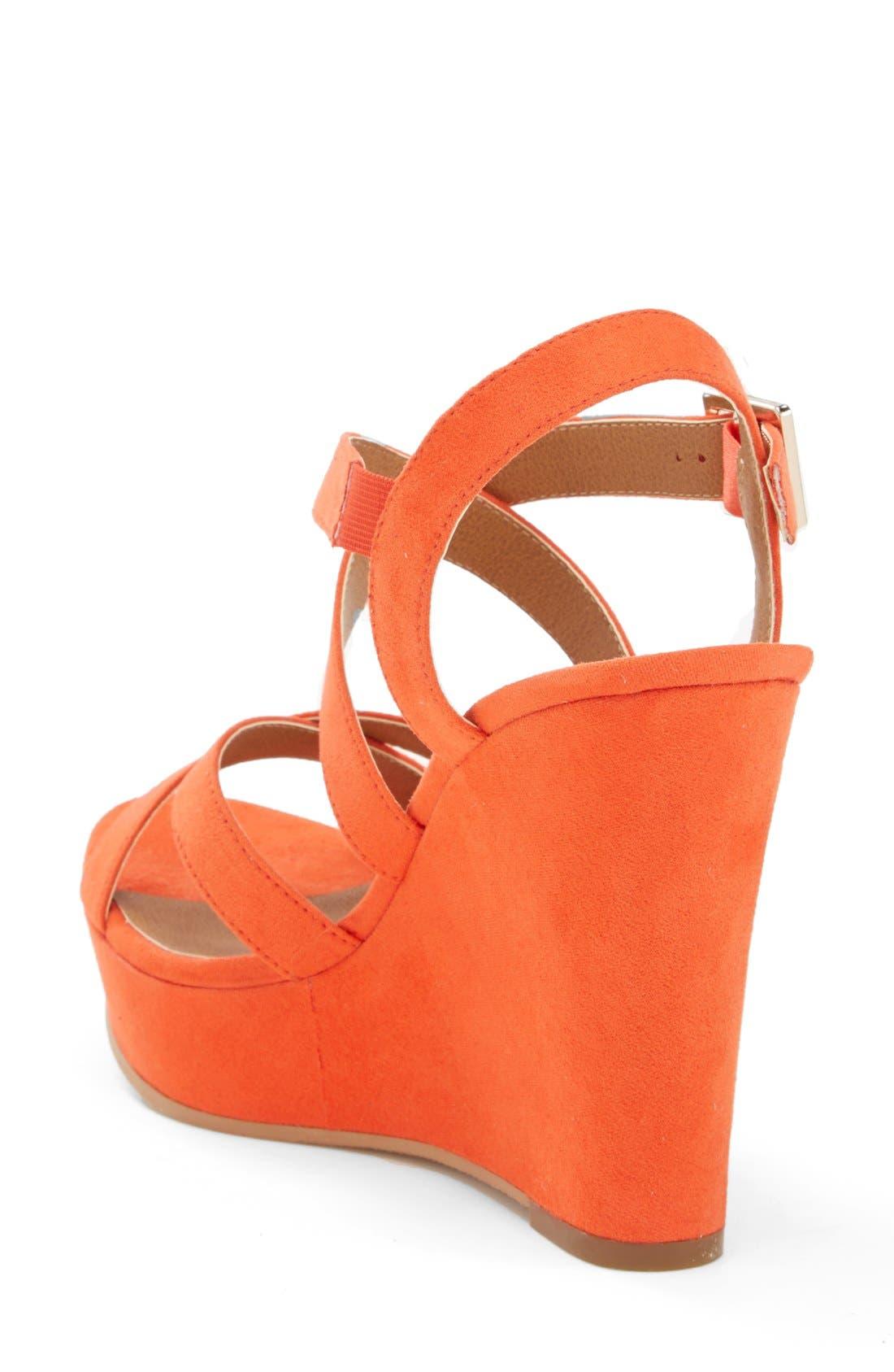 Alternate Image 2  - BP. 'Summers' Wedge Sandal (Women)