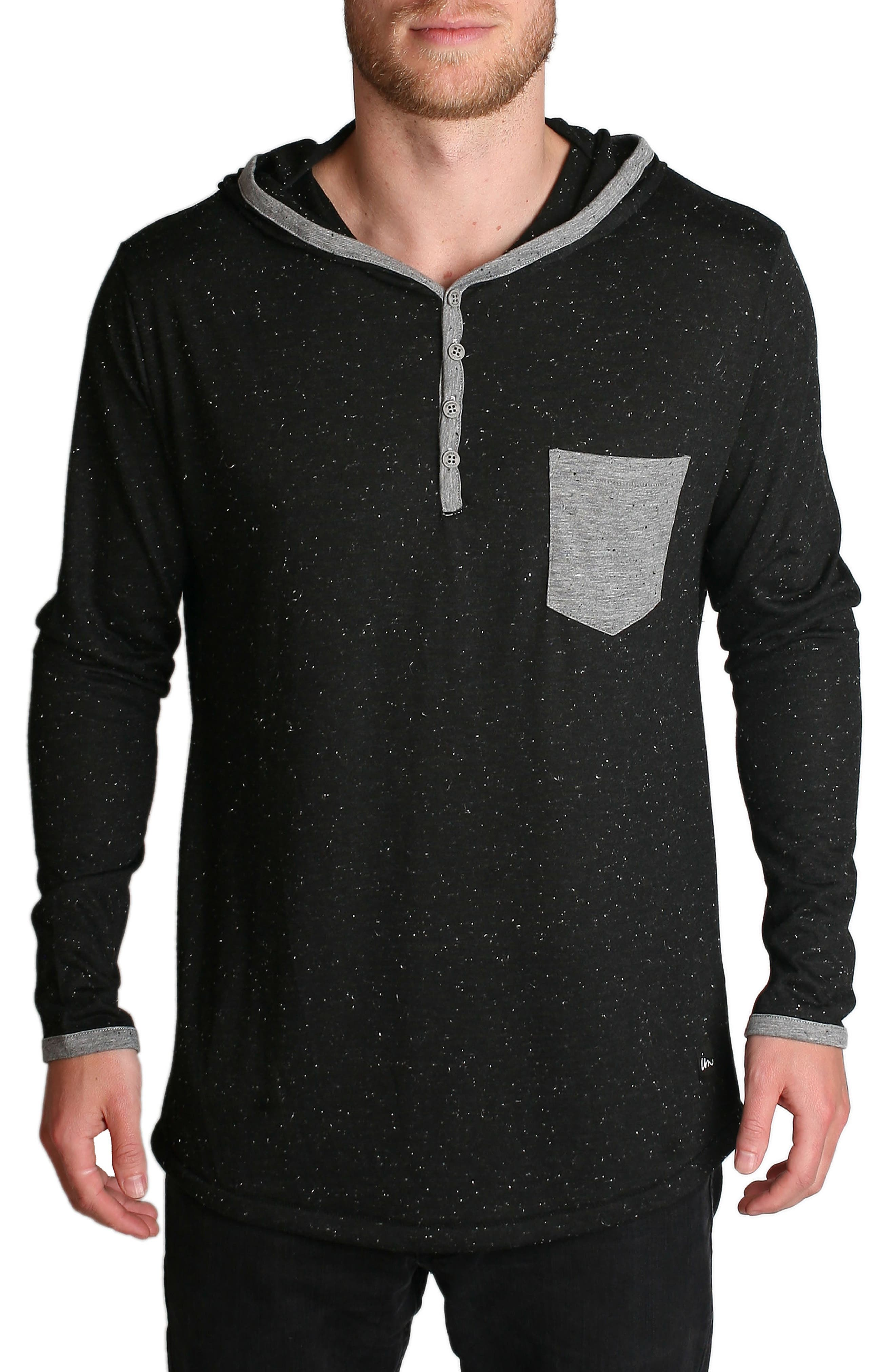 Imperial Motion Franco Hooded Henley