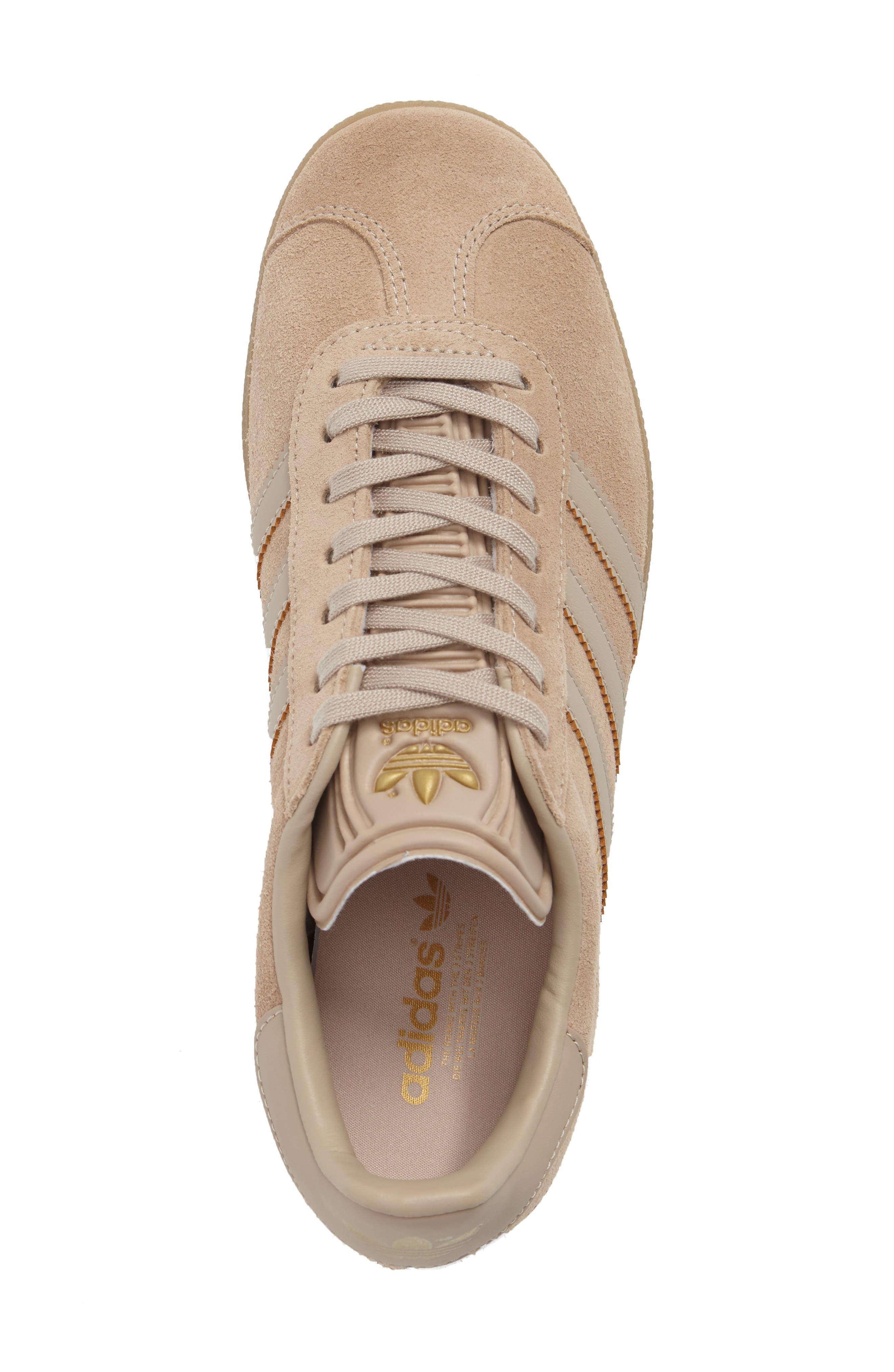 Alternate Image 5  - adidas Gazelle Sneaker (Women)