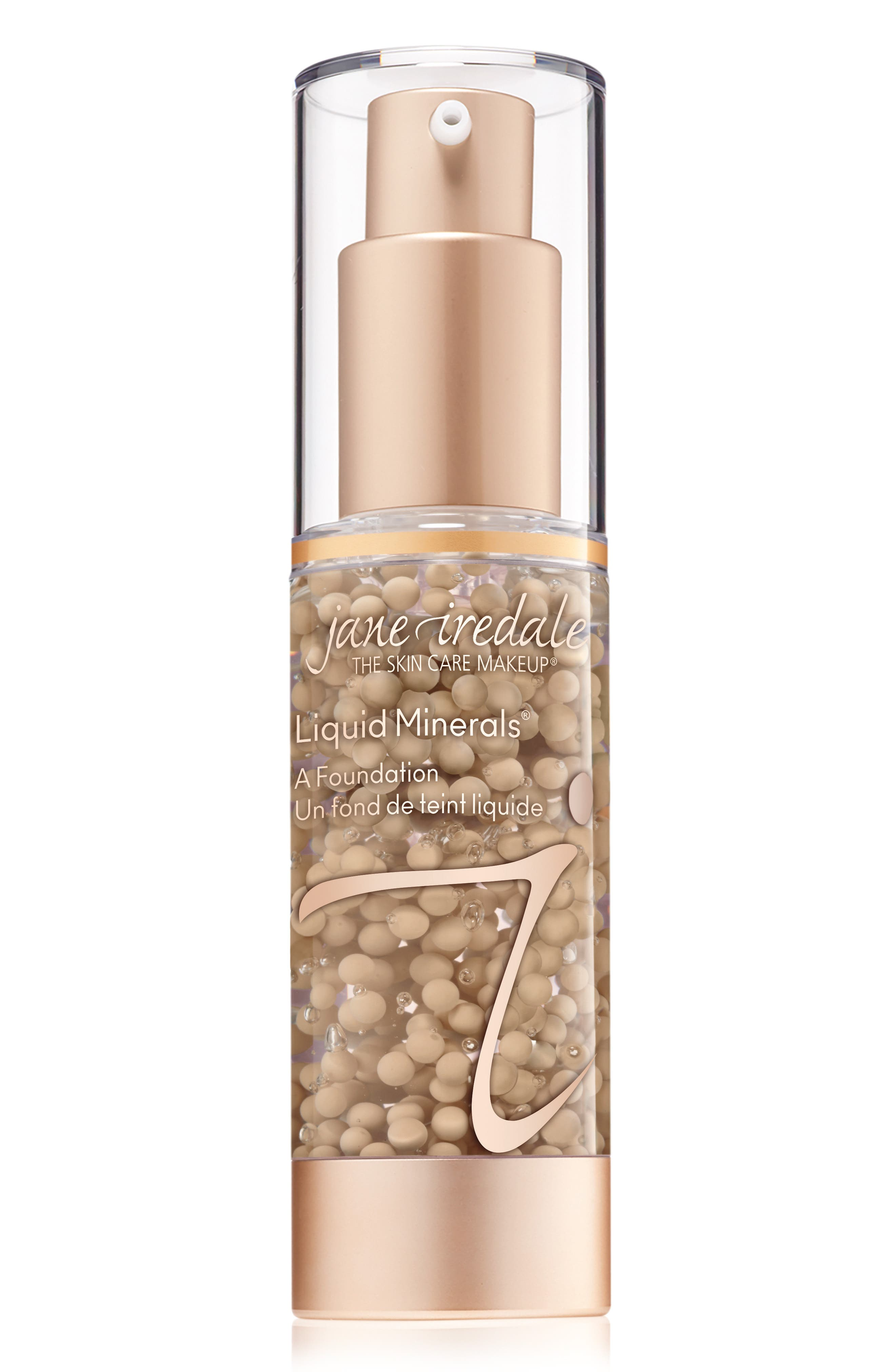 Alternate Image 1 Selected - jane iredale Liquid Minerals Foundation