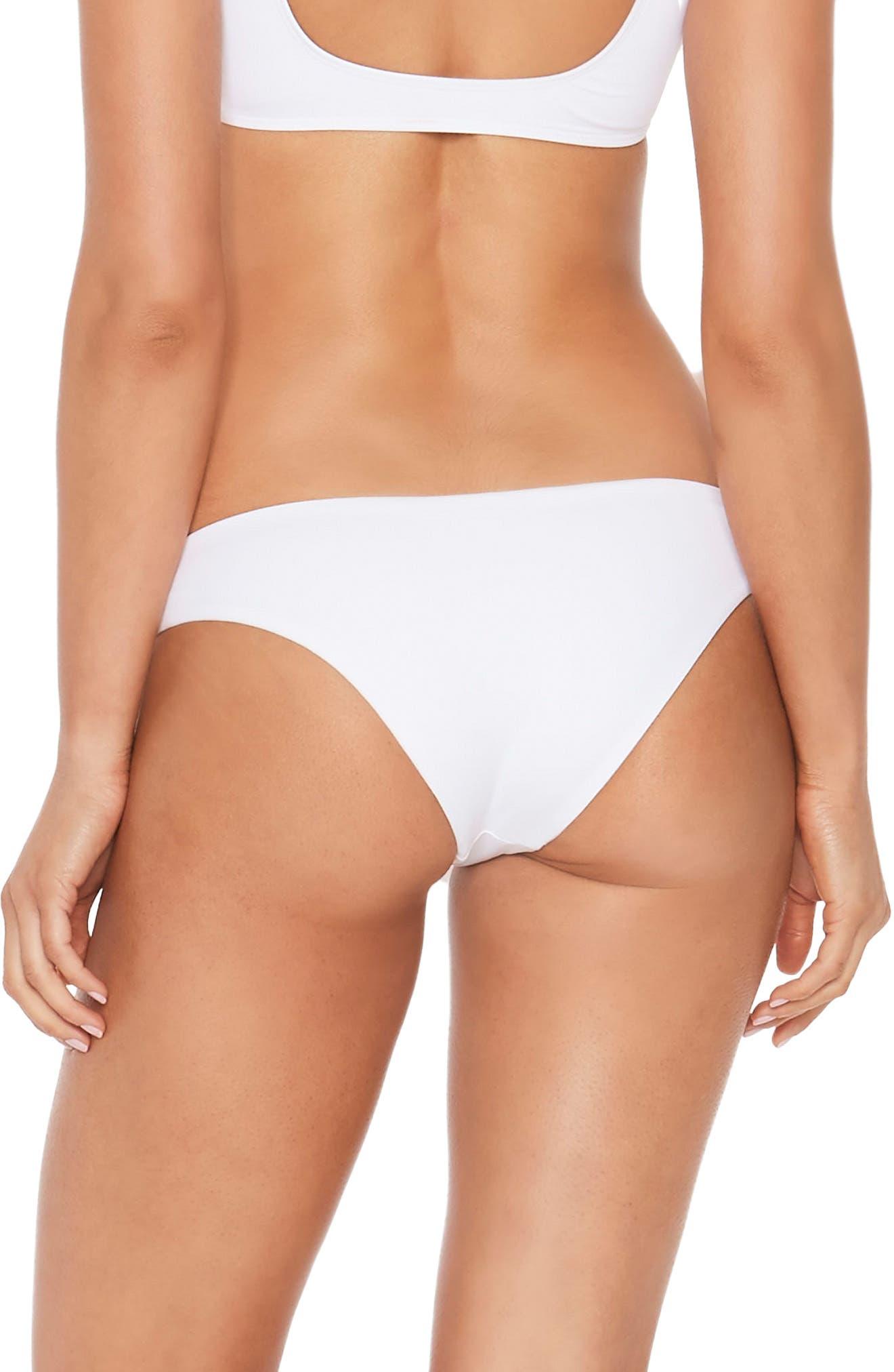 L SPACE 'Sandy' Seamless Bikini Bottoms