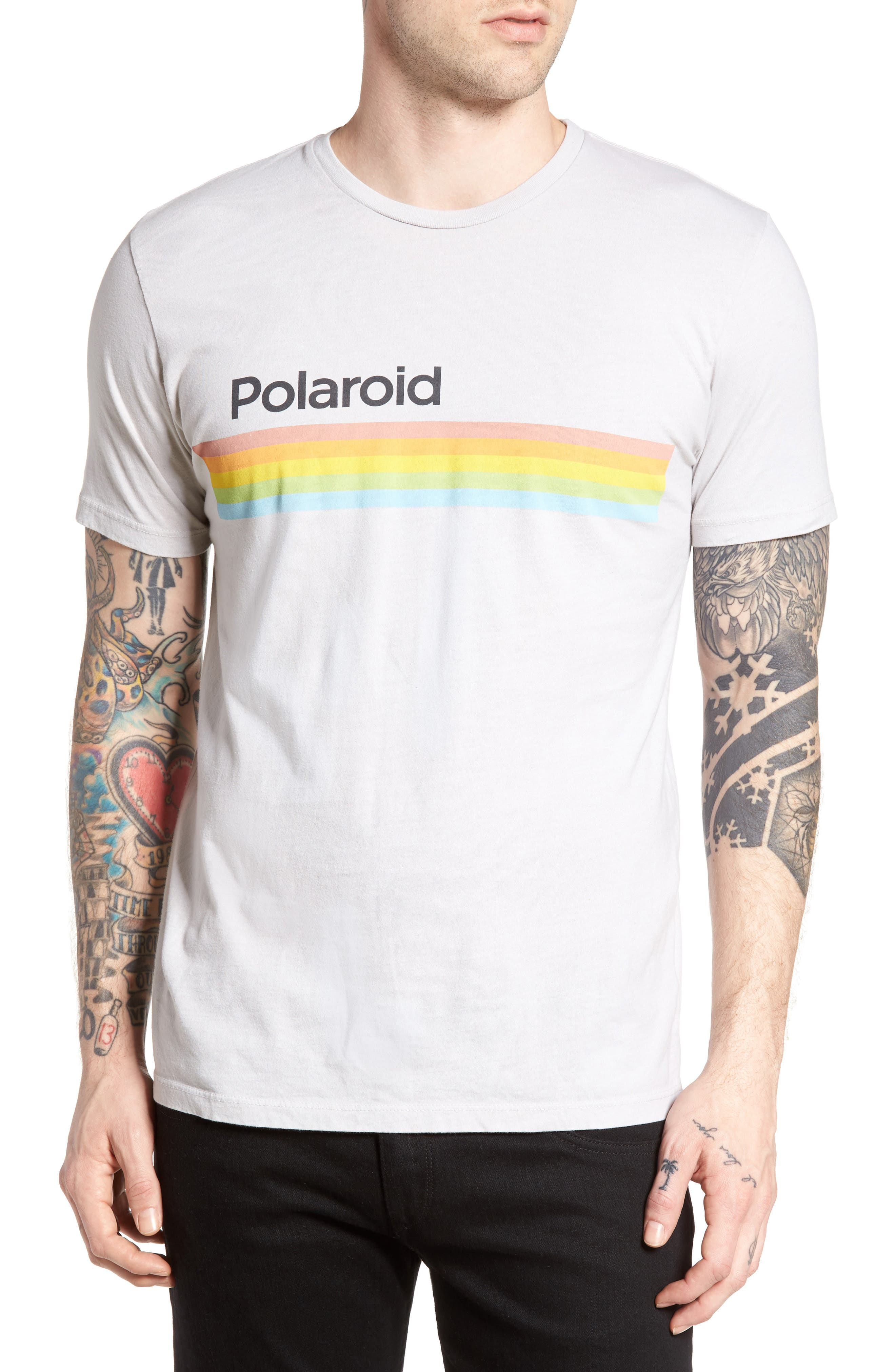 Altru Polaroid Graphic T-Shirt