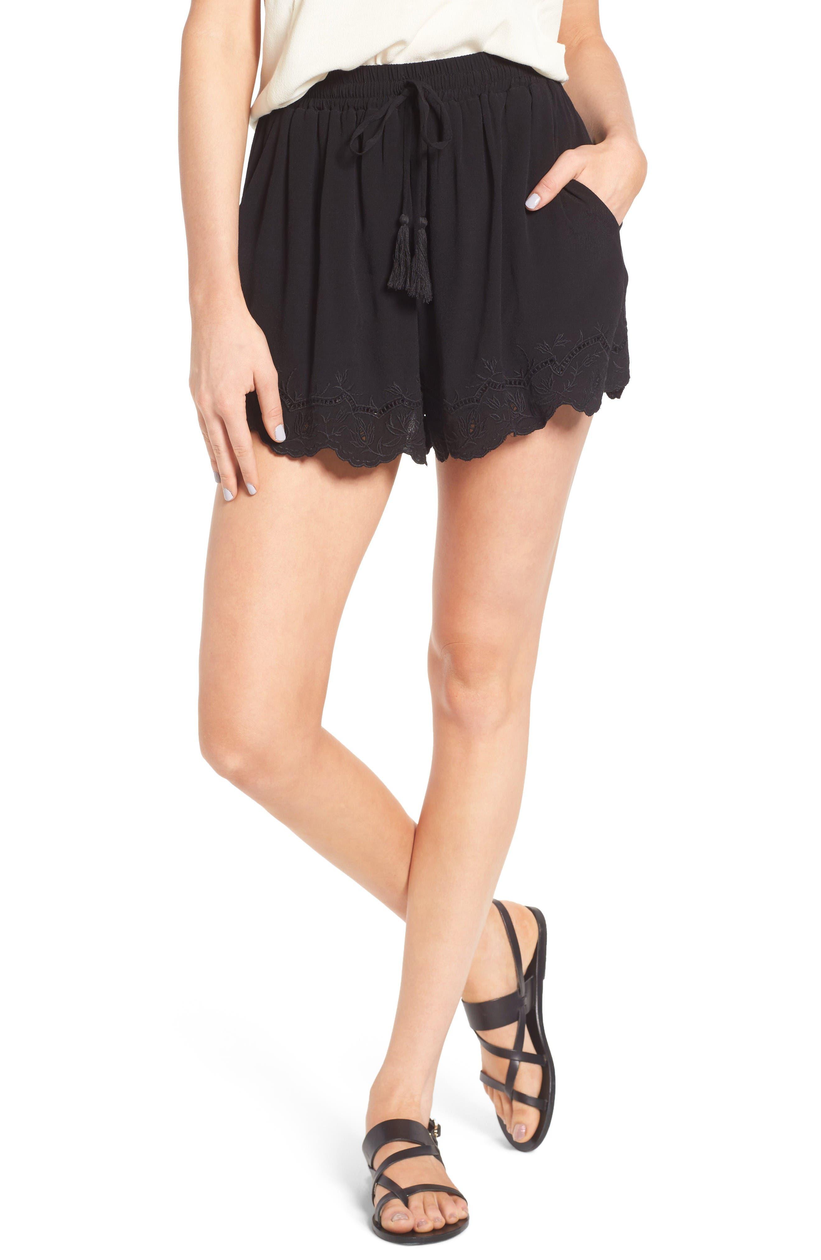ASTR the Label Rita Drawstring Shorts