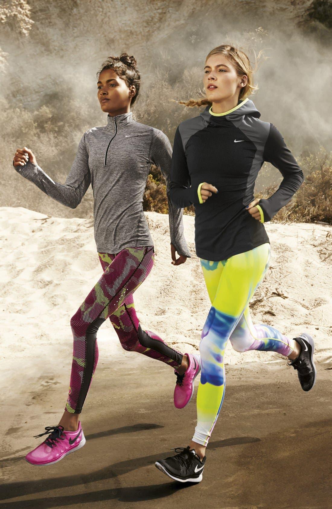 Alternate Image 2  - Nike 'Epic Run - Lux' Dri-FIT Running Tights