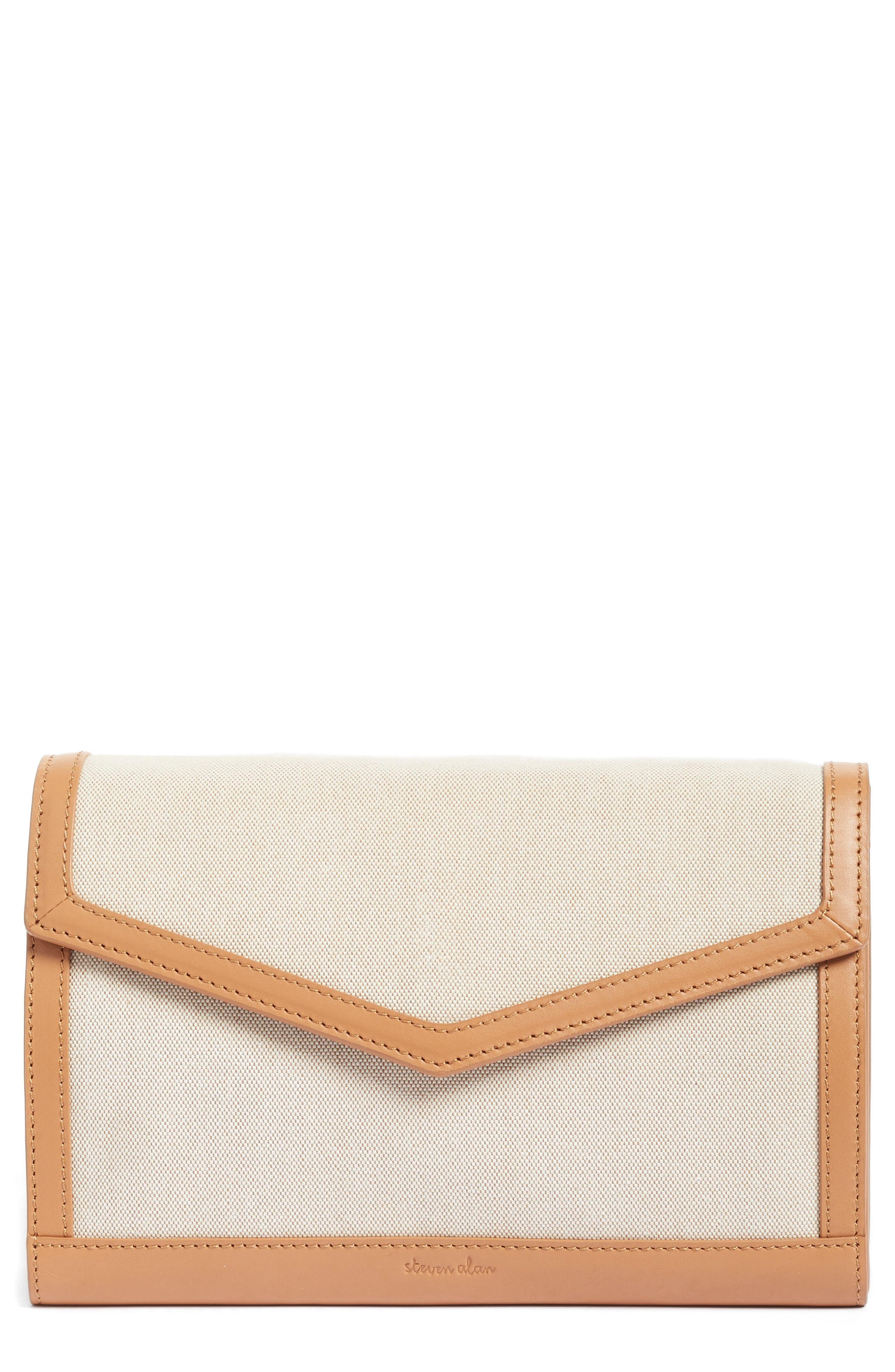 Steven Alan Easton Leather Crossbody Bag