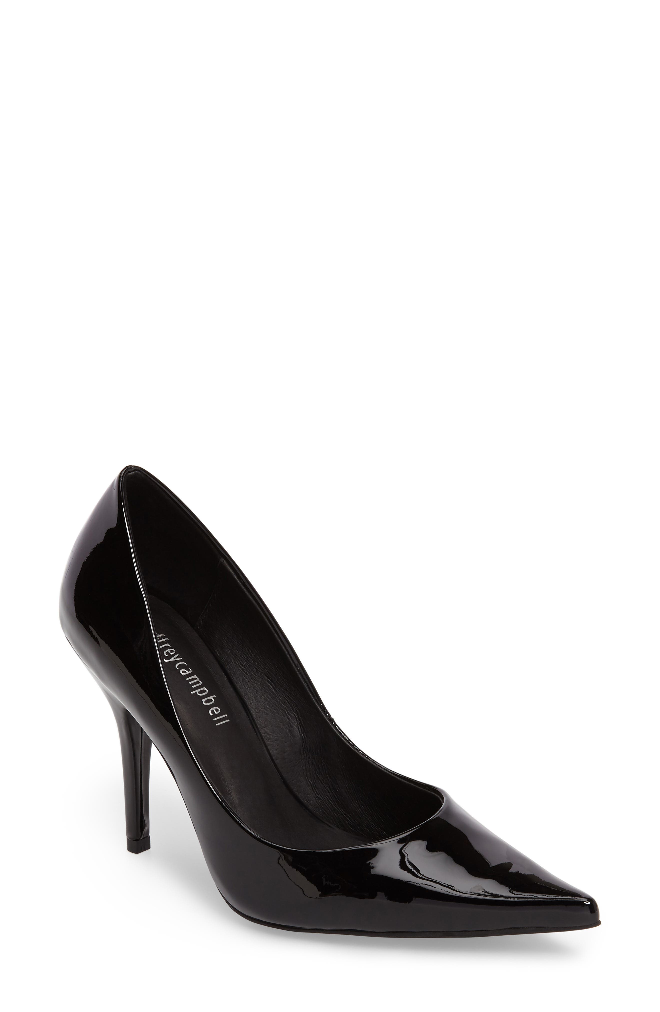 Jeffrey Campbell Ikon Pointy Toe Pump (Women)