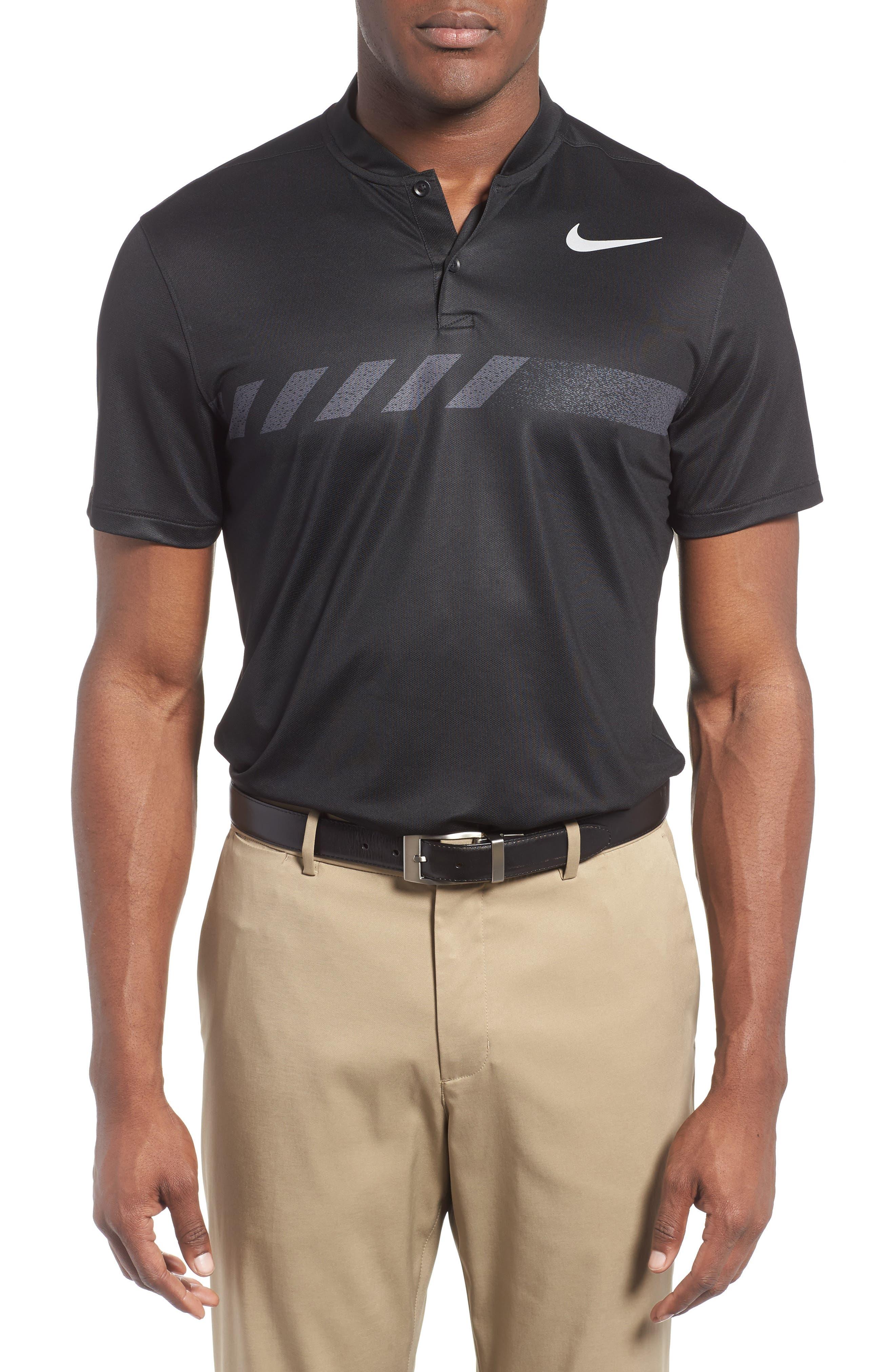 Nike Fly Framing Block Golf Polo