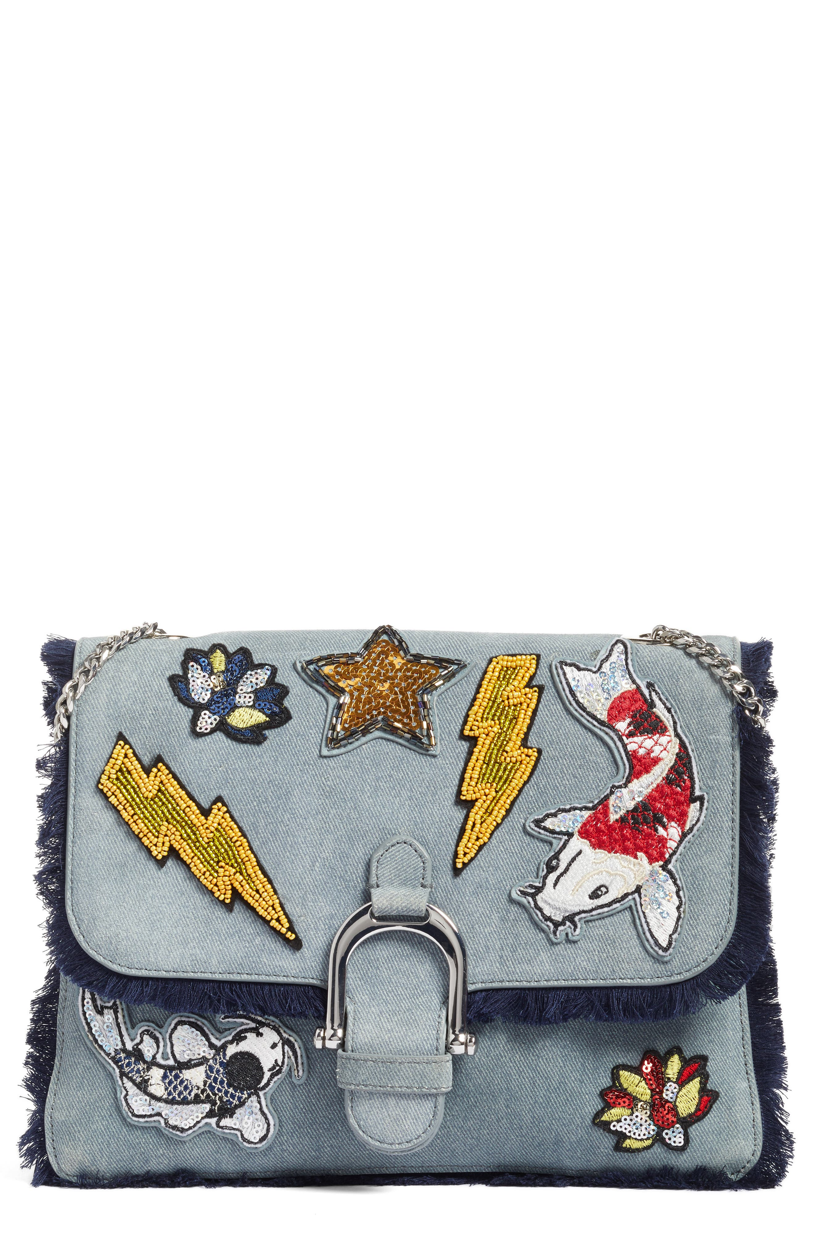 Alternate Image 1 Selected - Sam Edelman Asher Shoulder Bag