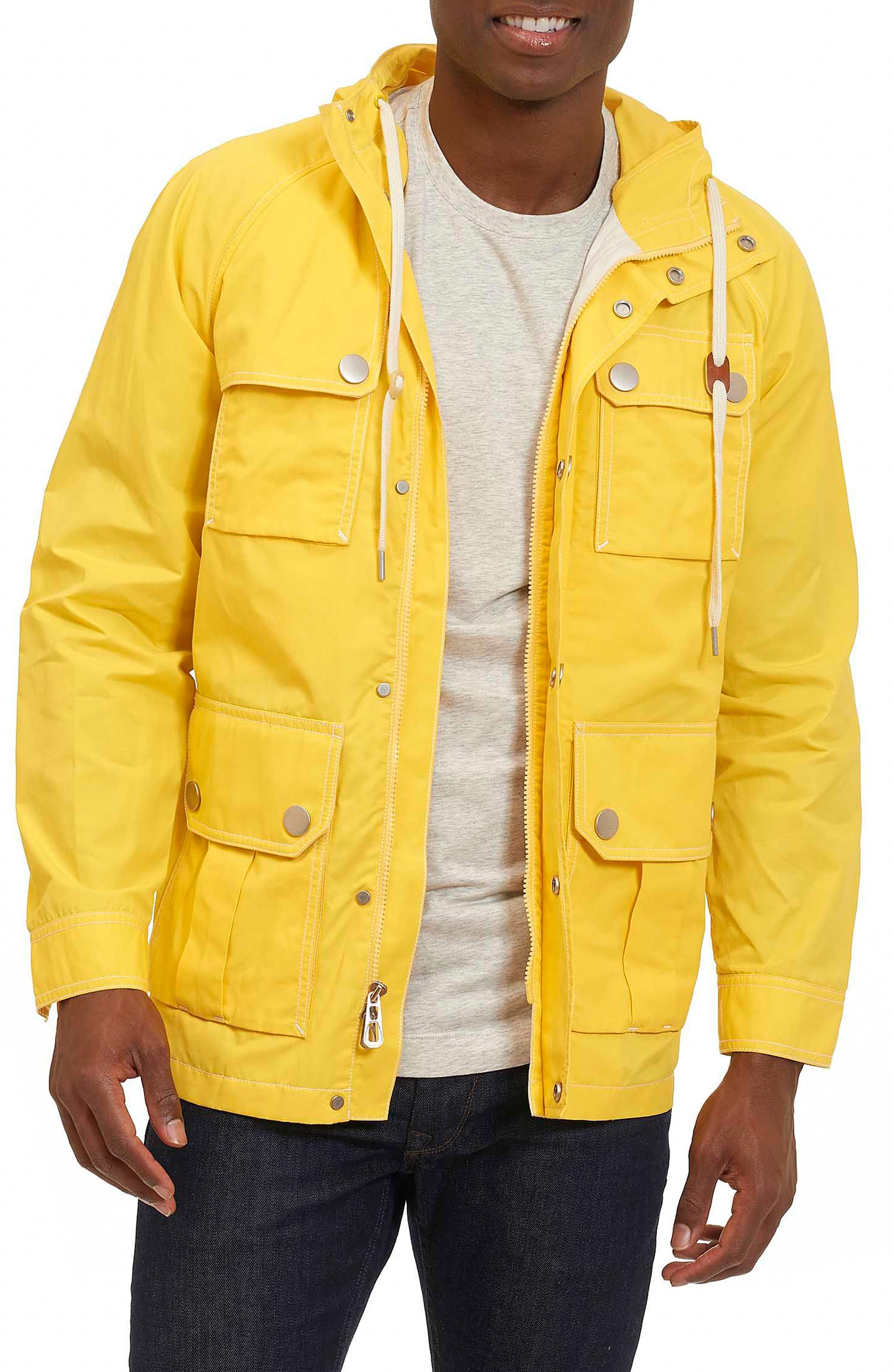 Robert Graham Lake Toba Water Resistant Jacket