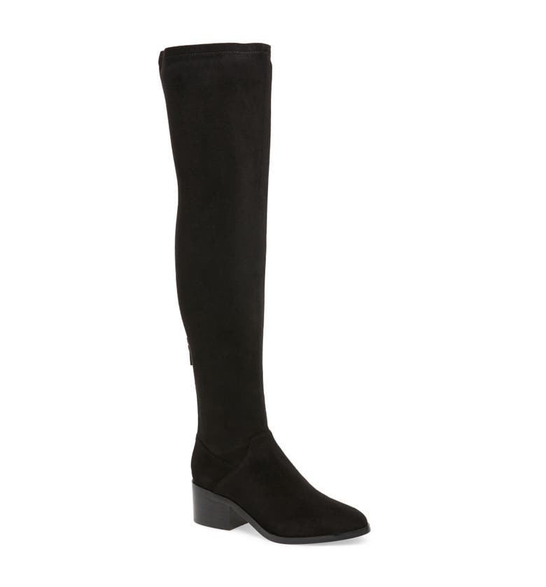 Main Image - Steve Madden Gabbie Thigh High Boot (Women)
