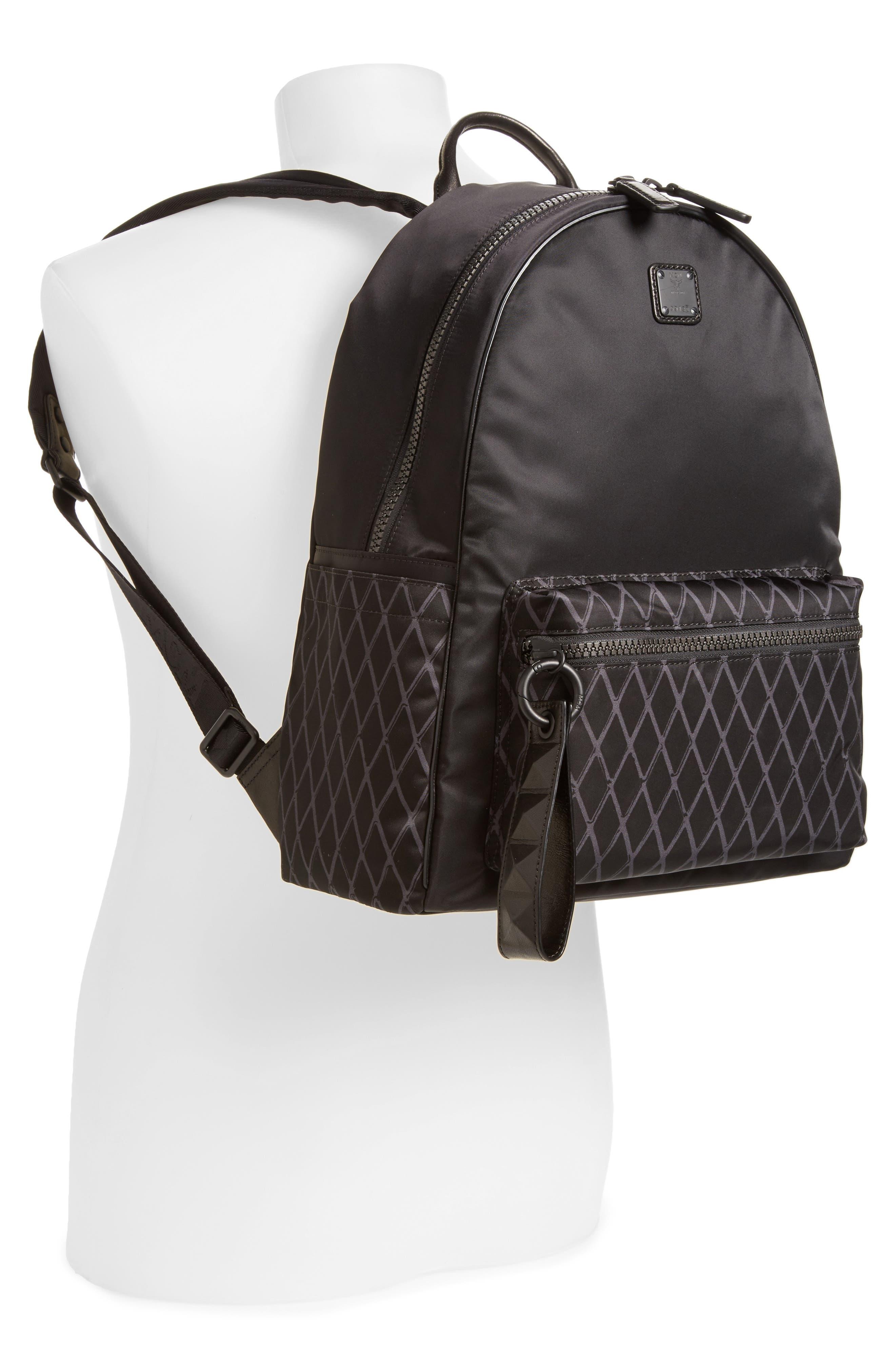 Alternate Image 2  - MCM Tumbler Rombi Backpack