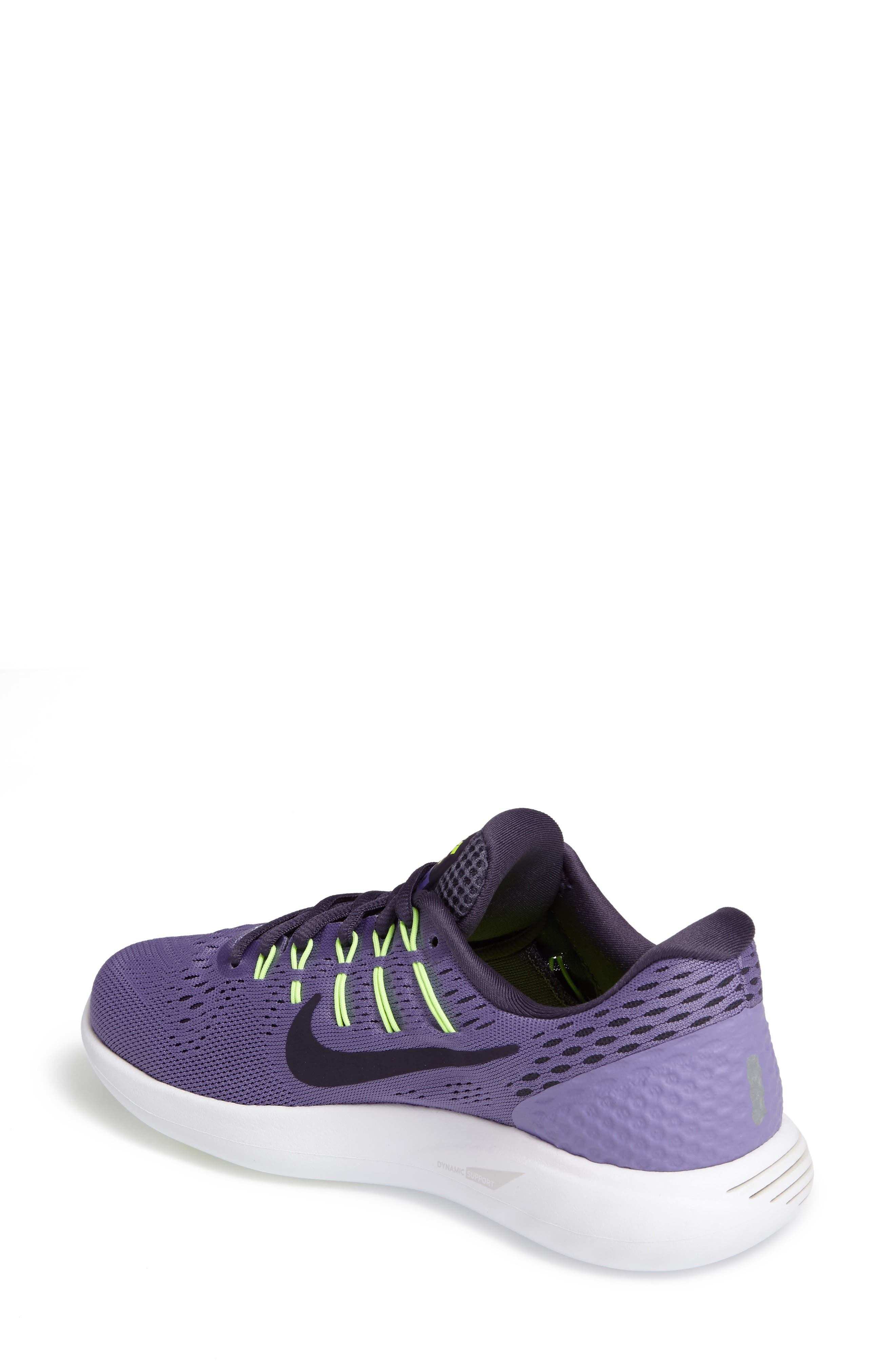 Alternate Image 2  - Nike 'LunarGlide 8' Running Shoe (Women)