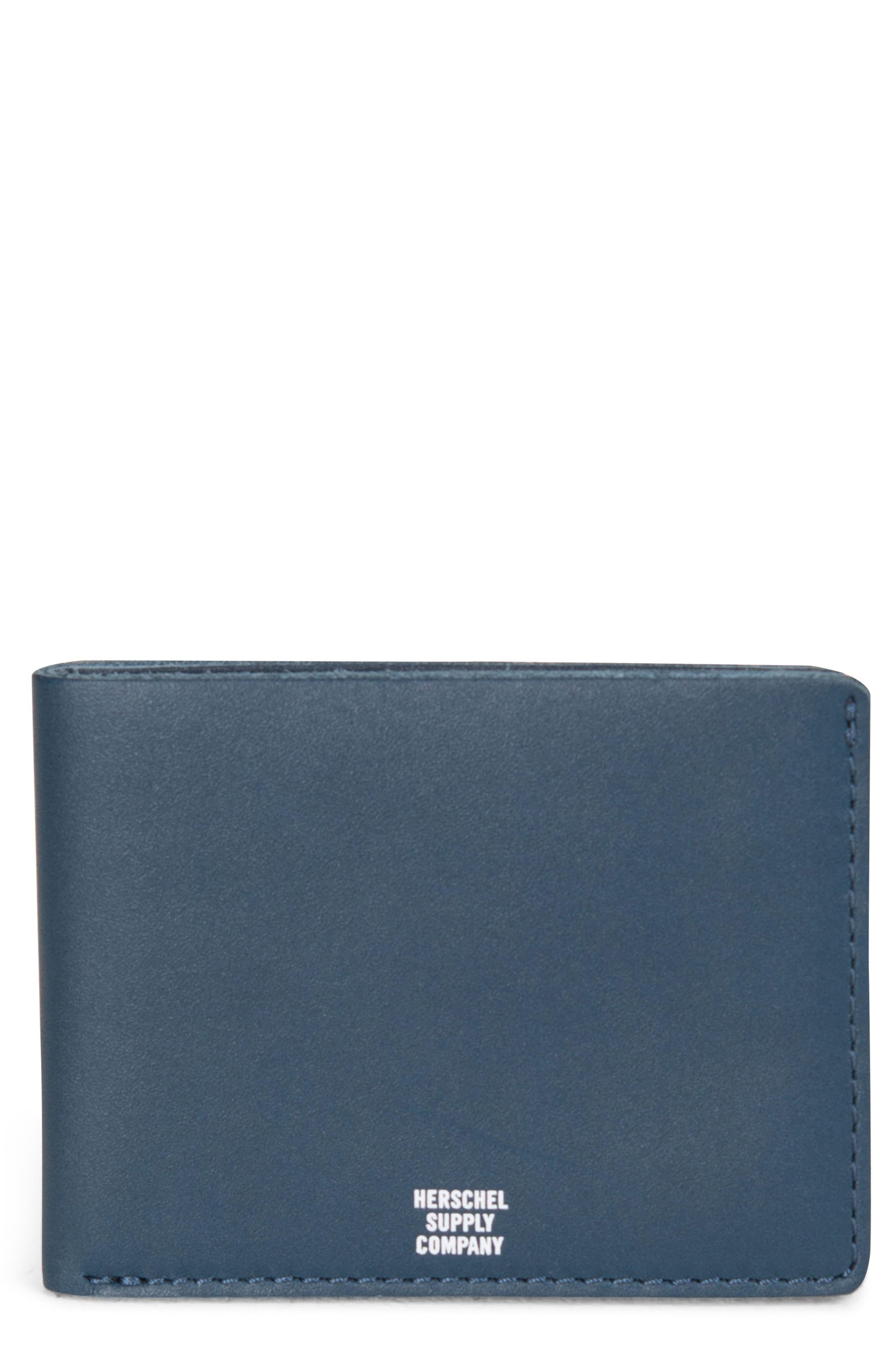 Herschel Supply Co. Miles Leather Wallet