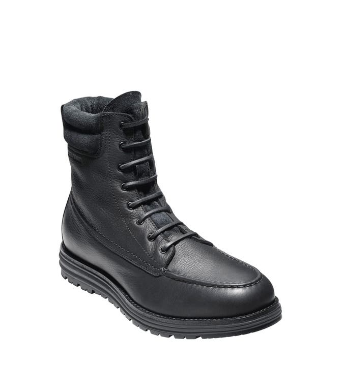 Cole Haan Lockridge Waterproof Moc Toe Boot (Men) | Nordstrom