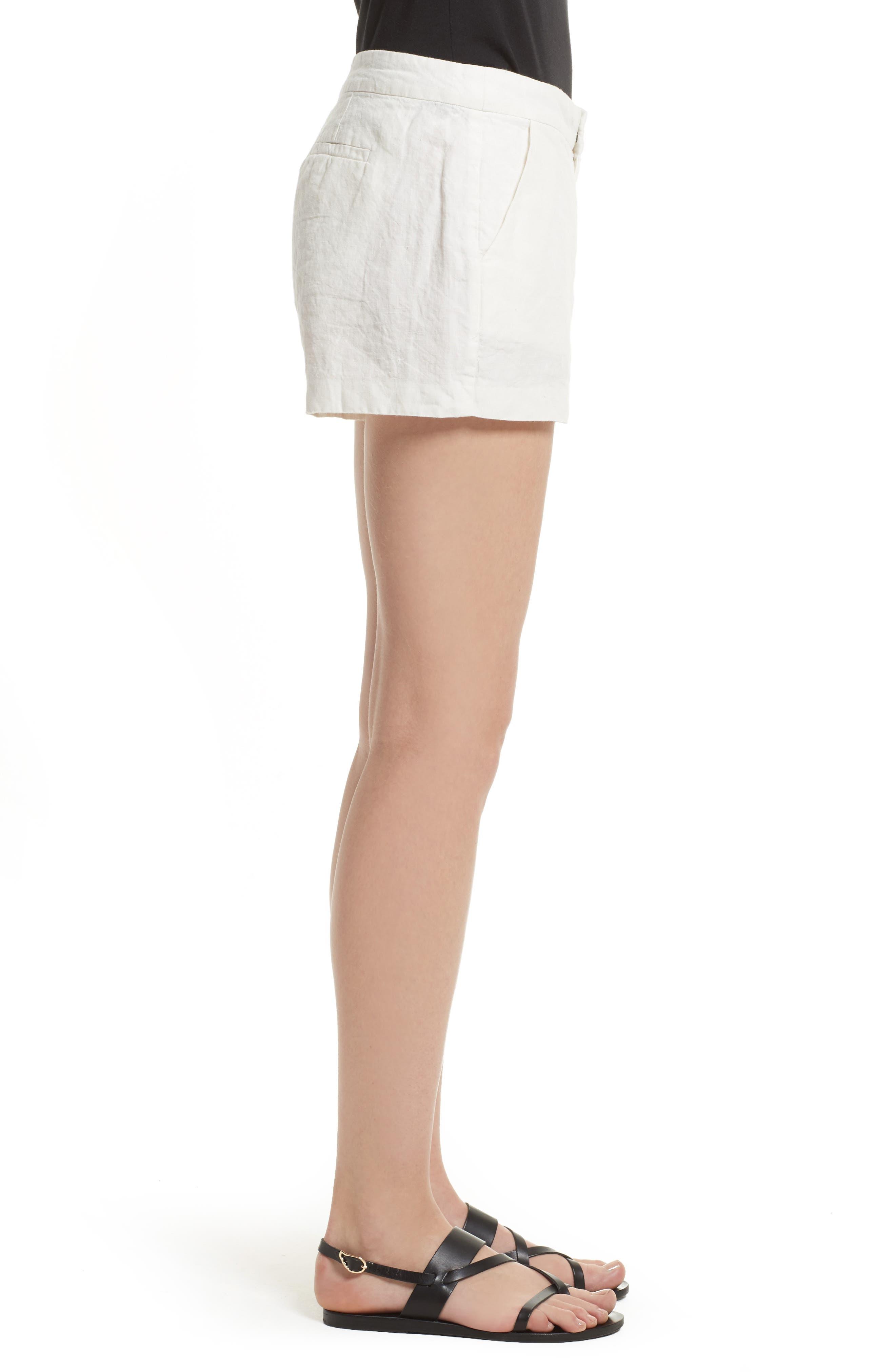 Alternate Image 3  - Joie 'Merci' Linen Shorts