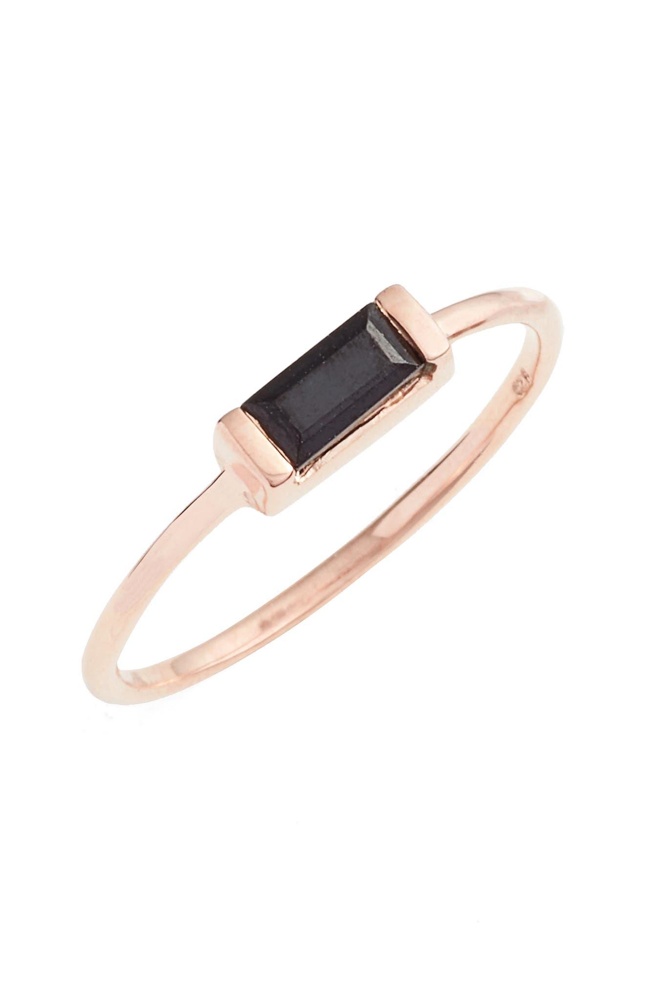 Leah Alexandra Stone Ring