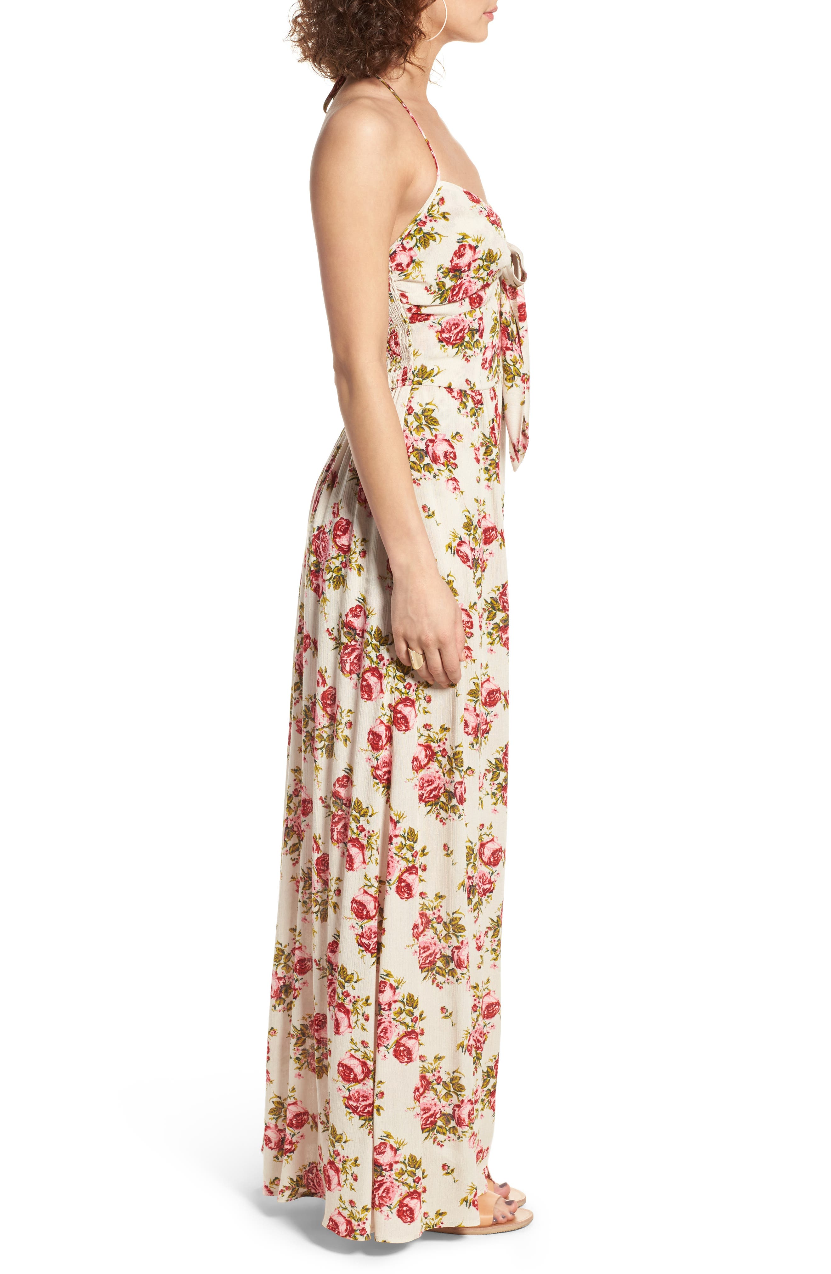 Alternate Image 3  - Band of Gypsies Maxi Romper
