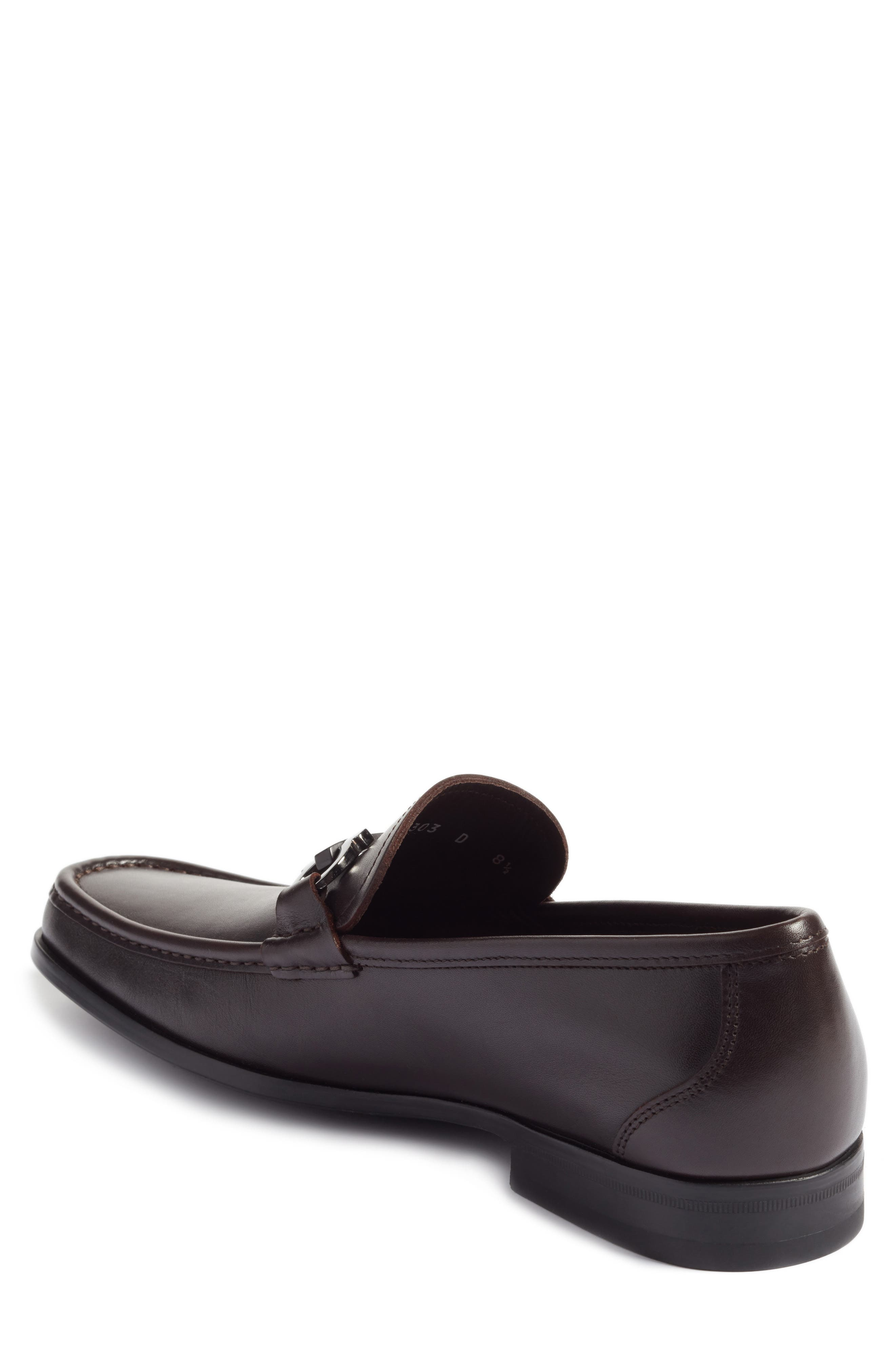 Alternate Image 2  - Salvatore Ferragamo Grandioso Bit Loafer (Men)