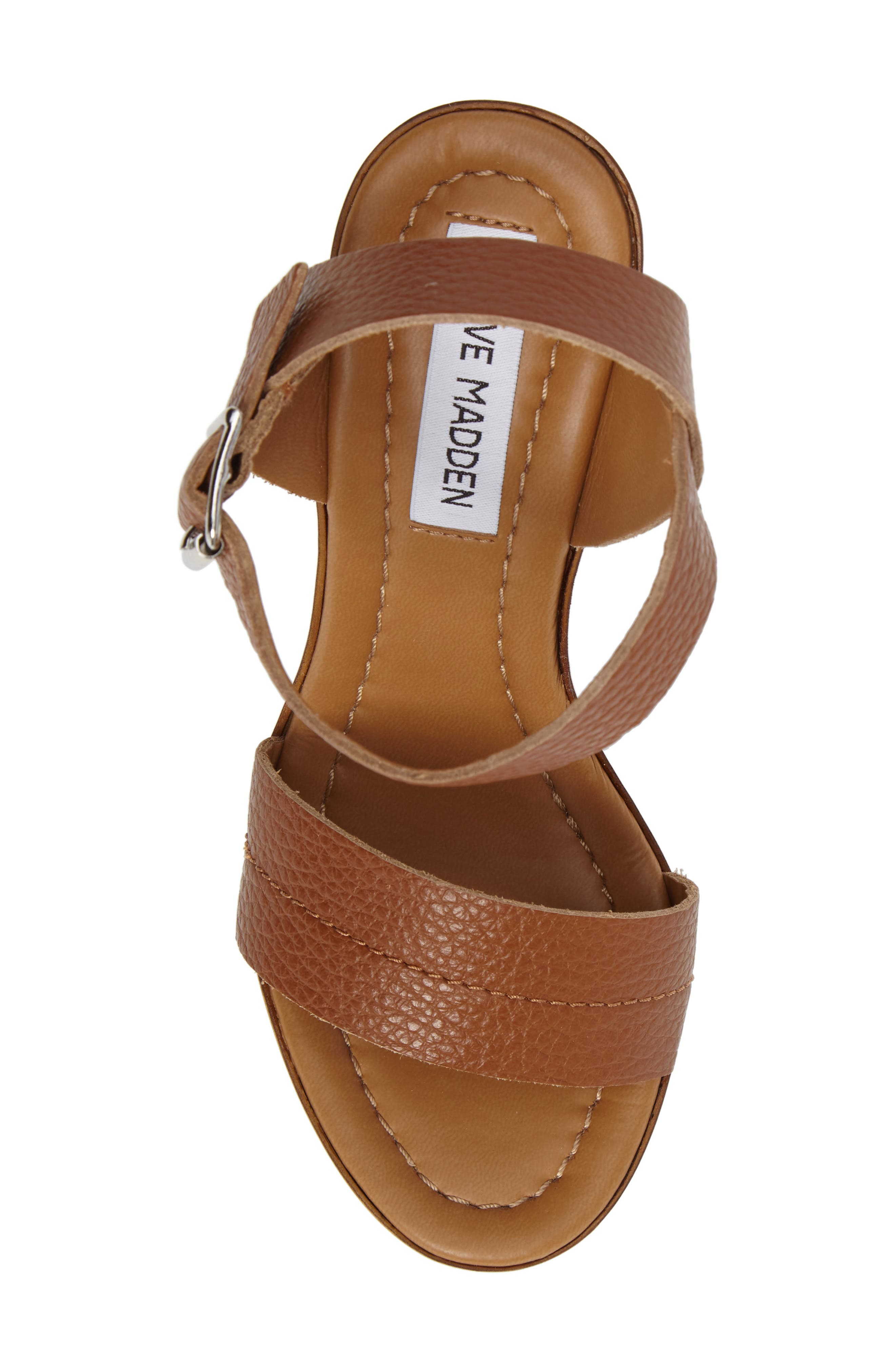 Alternate Image 5  - Steve Madden Belma Wedge Sandal (Women)
