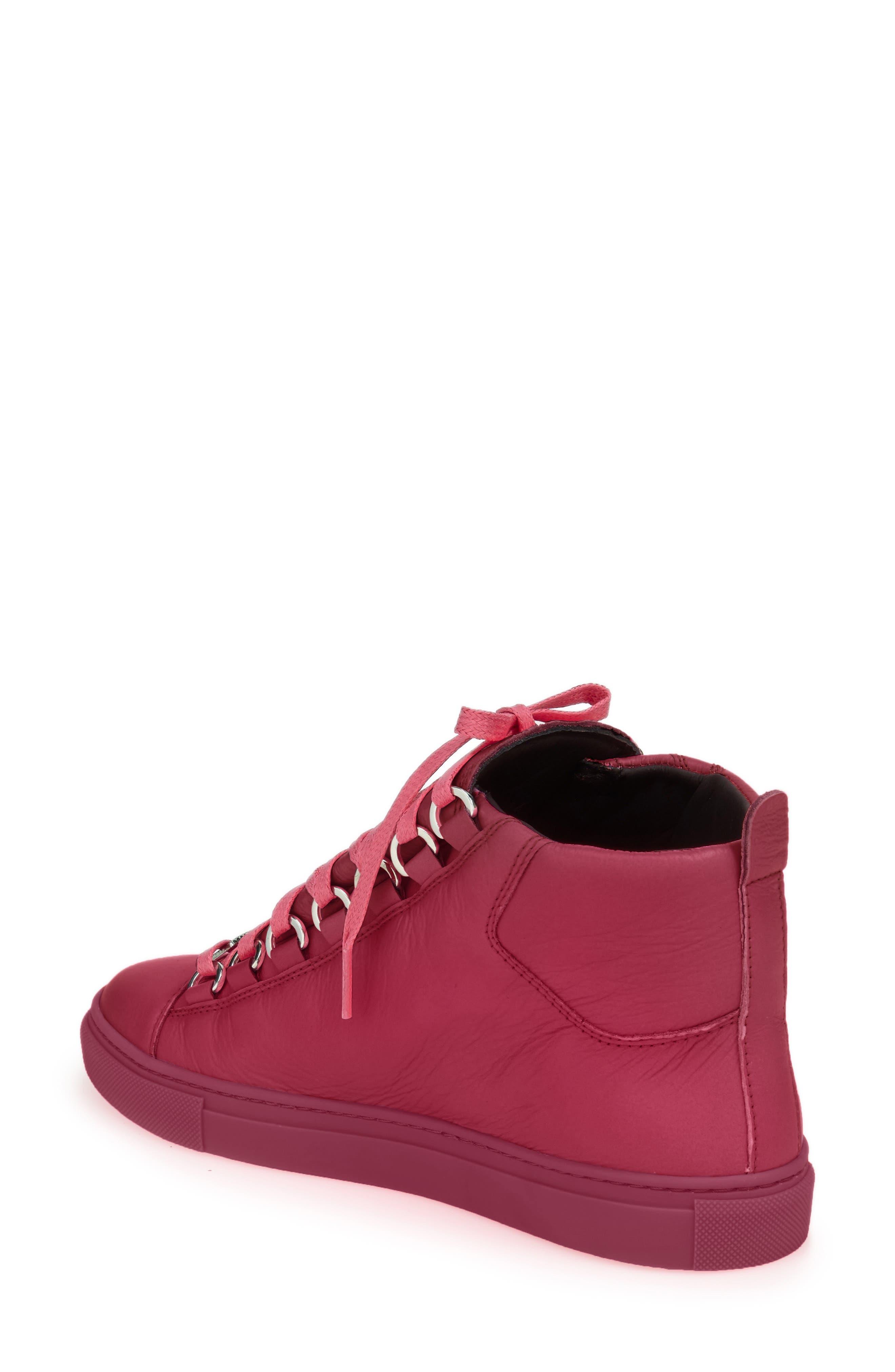 Alternate Image 2  - Balenciaga High Top Sneaker (Women)