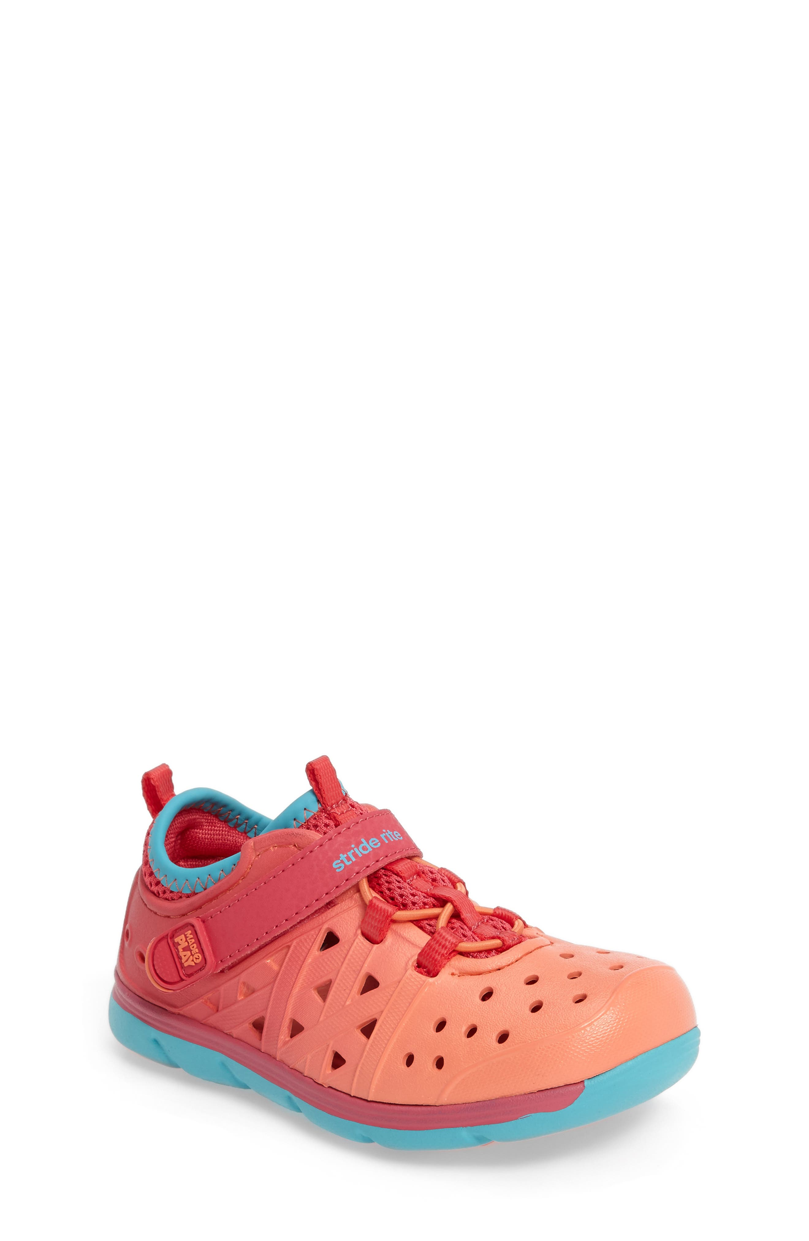 Stride Rite Made2Play® Phibian Sneaker (Baby, Walker, Toddler & Little Kid)