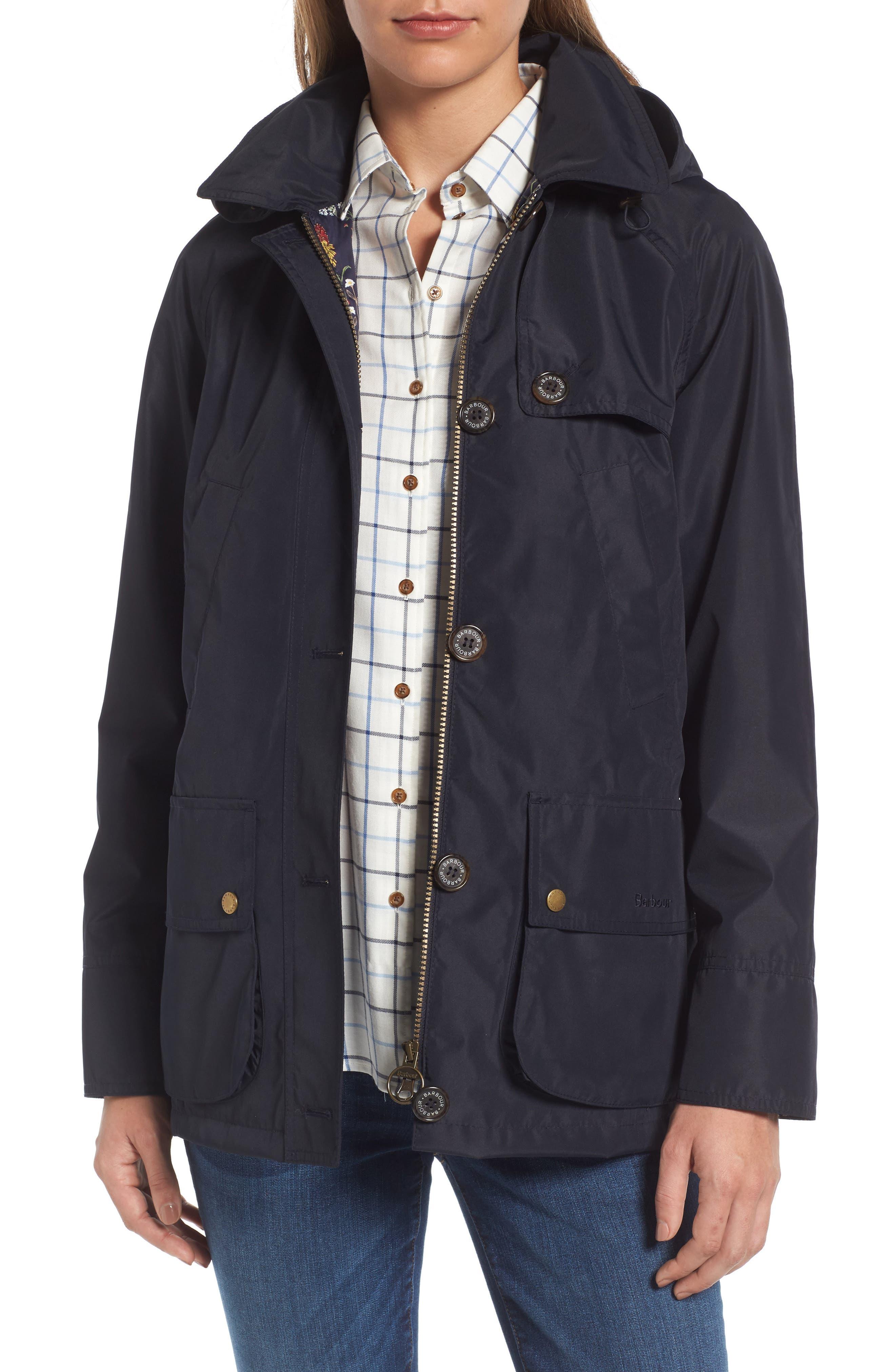 Barbour 'Wytherstone' Waterproof Rain Jacket