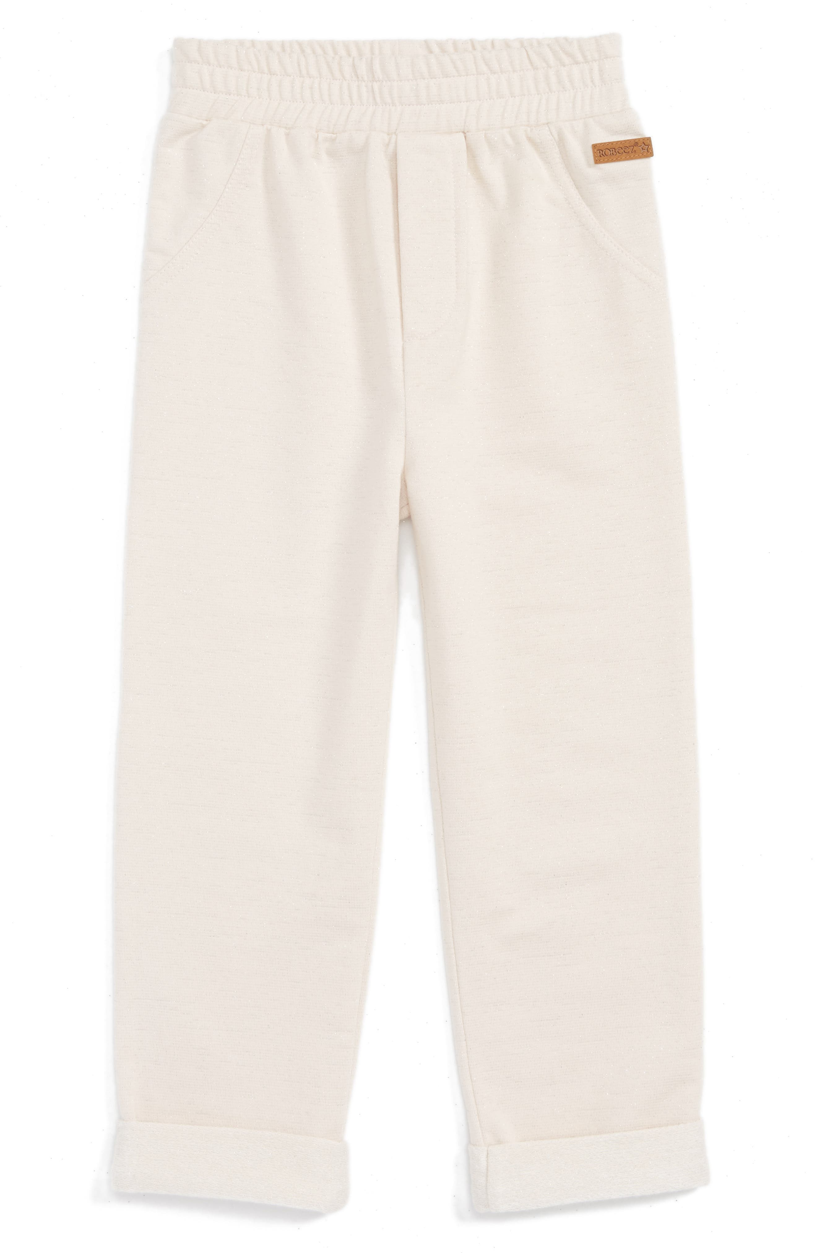Robeez® Metallic Sweatpants (Baby Girls)