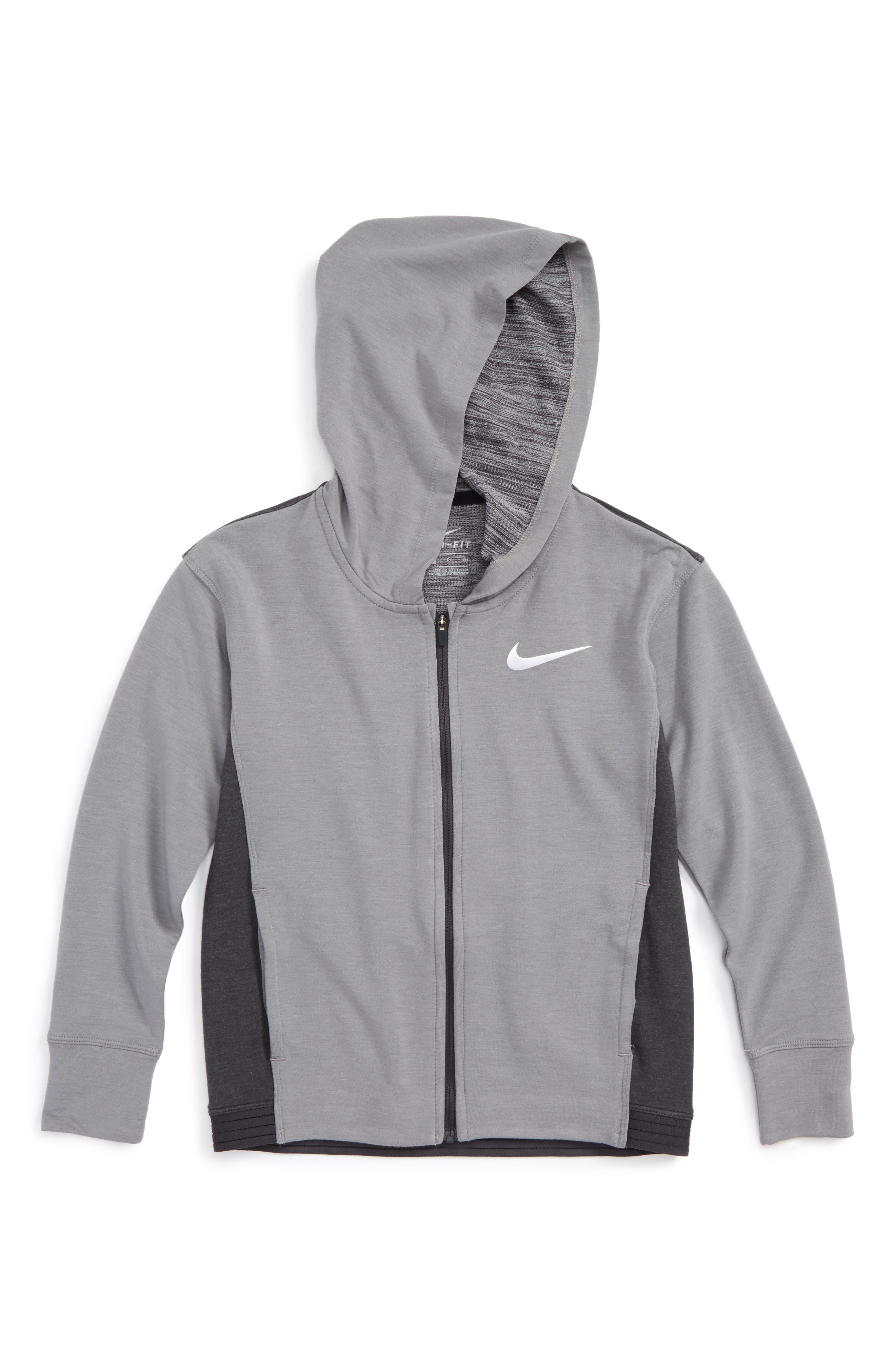 Nike Dry Training Hoodie (Big Girls)