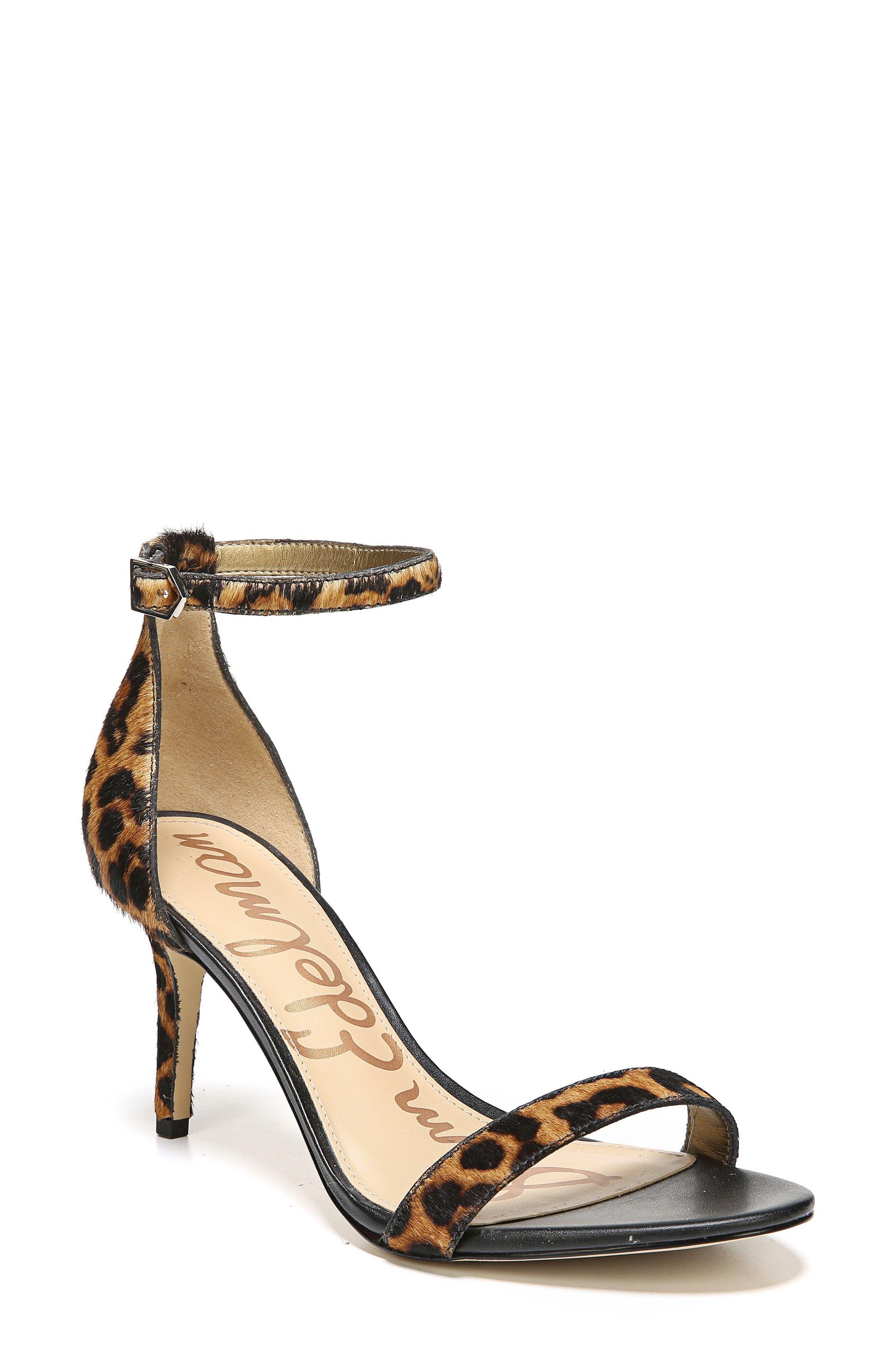 Sam Edelman 'Patti' Ankle Strap Sandal (Women)
